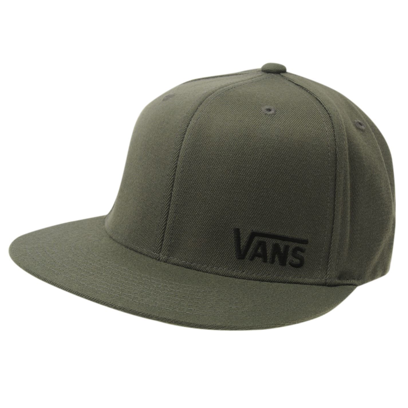b73cb8ca Vans Mens Splitz Caps Baseball Hats Sports Headwear Accessories | eBay