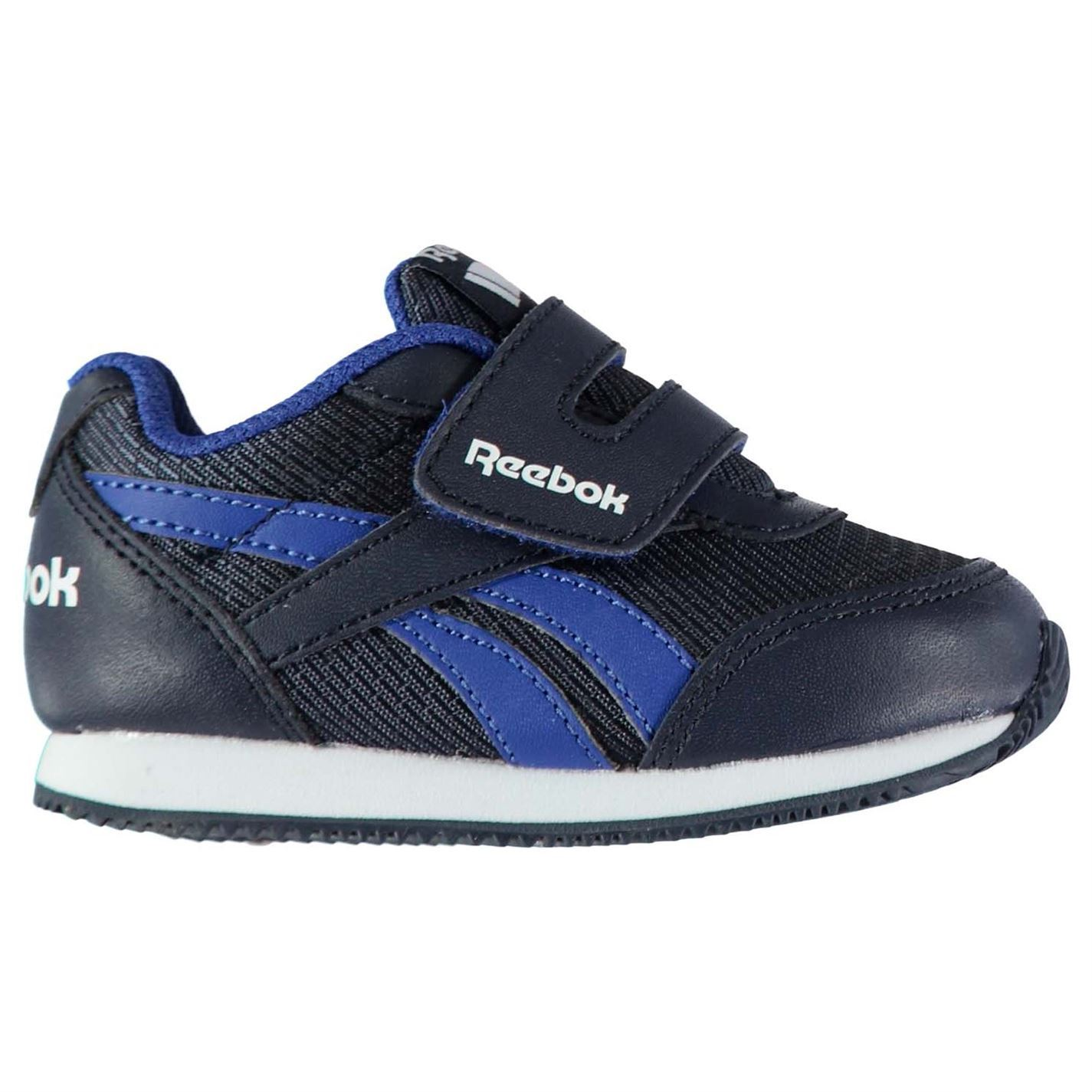 Reebok Boys Classic Jogger RS Baby Trainers Shoes Footwear