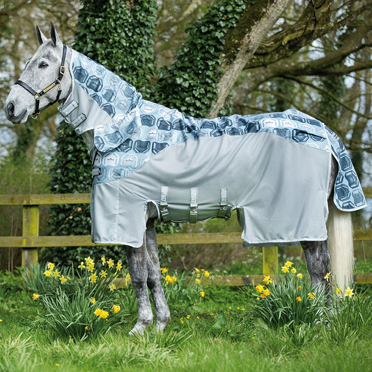 Amigo Infants 3 Infants Amigo Vamoose Fly Sheet Unisex Horse Rug Water Repellent UPF 665739