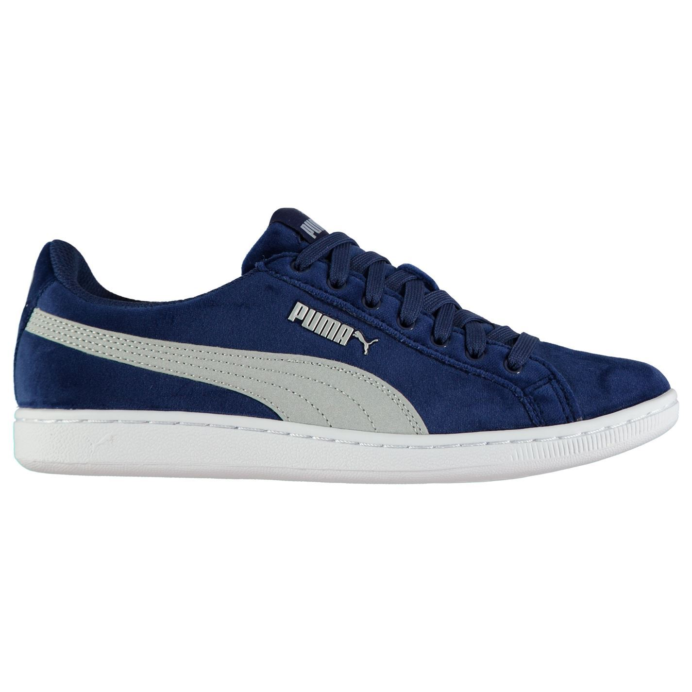 abdc6088902 Details about Puma Womens Vikky VR Trainers Suede Lace Up Padded Ankle  Collar Casual