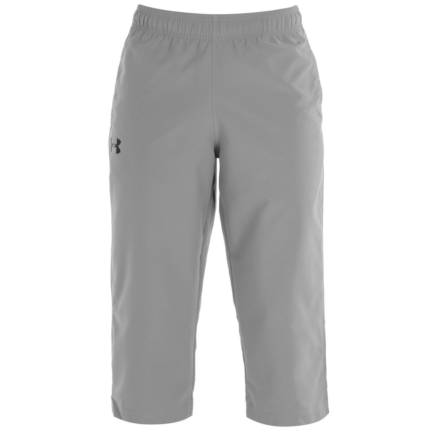 2903e4aa607 ... Shorts Trousers Bottoms. Under Armour Core Three Quarter Pants Mens