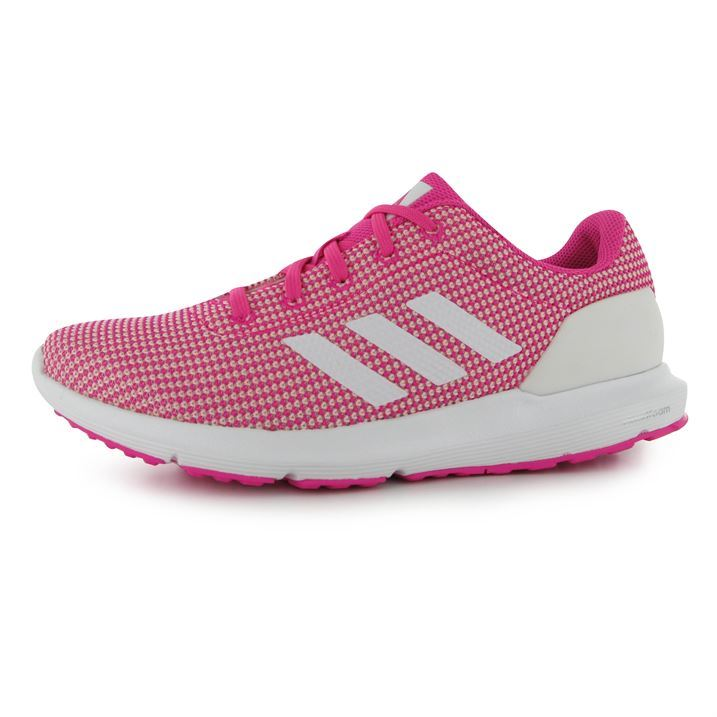 adidas-Womens-Cosmic-Ladies-Trainers-Lace-Up-Sports-