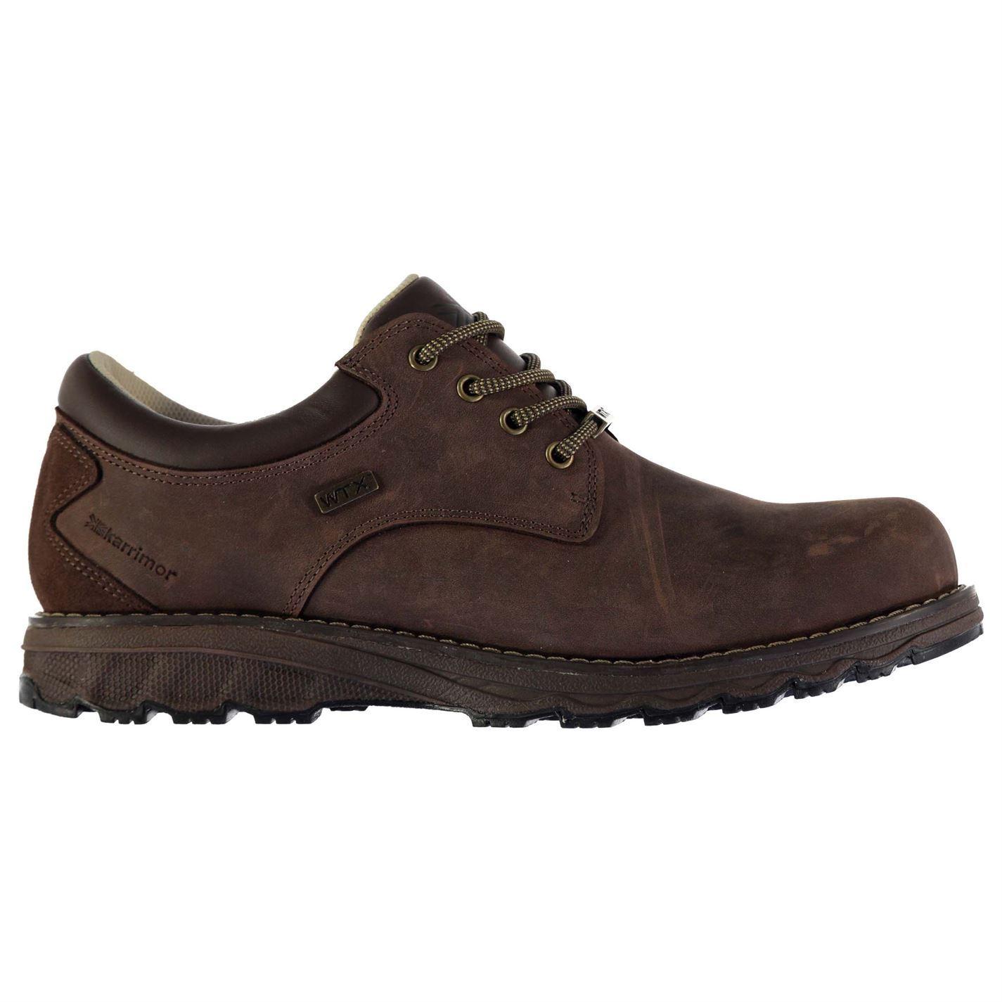 North West Mens Waterproof Walking Shoes