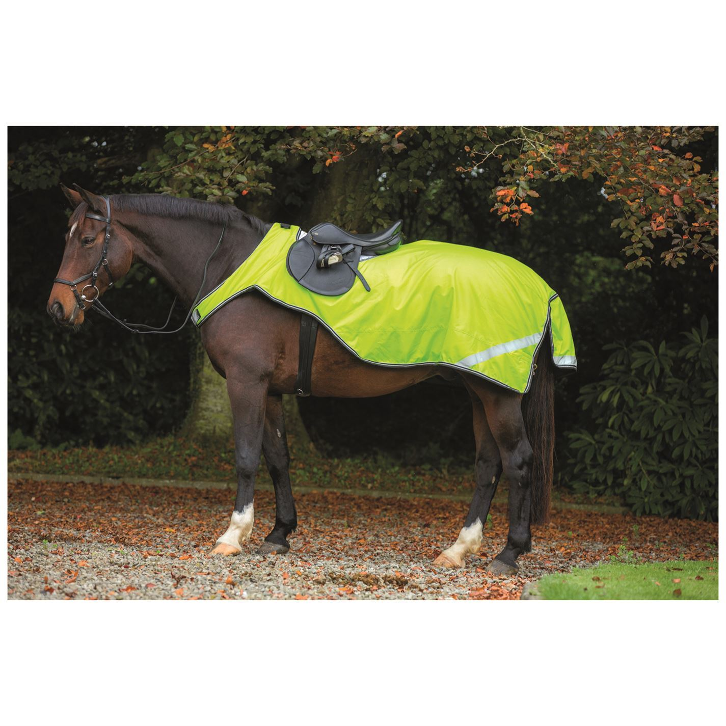 Horseware Horse Unisex Reflective Competition Sheet Horse Horseware Rug Waterproof Breathable 7d2607