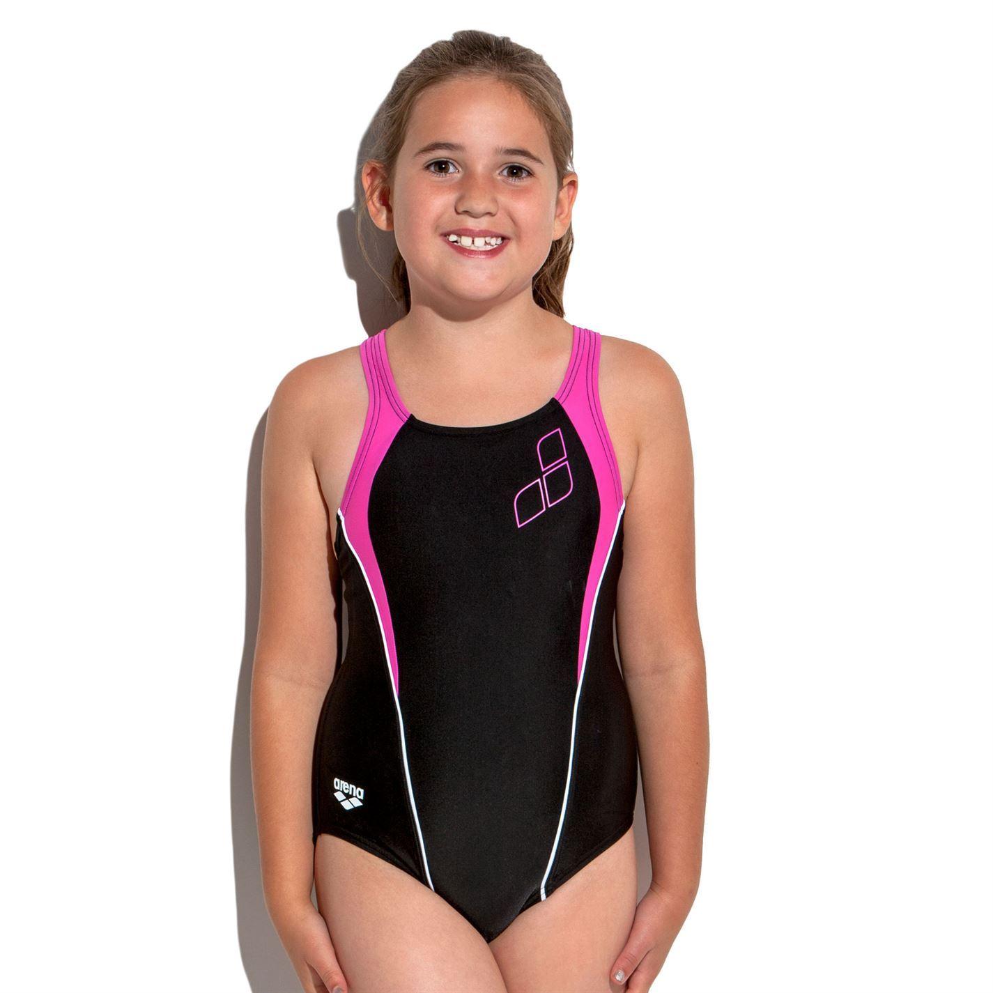 b79dd4cadef06 Arena Kids Girls Fre Ladies Swimsuit Bathing Suit Swimming Costume ...