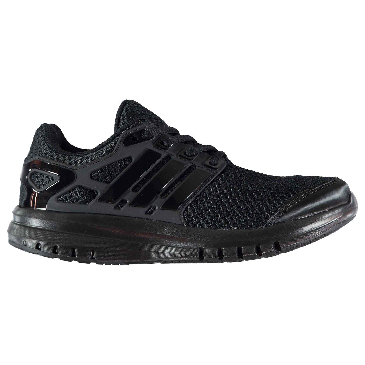 adidas Kids Energy Cloud Running Trainers Junior Boys Shoes Lace Up  Ortholite 403b78f82