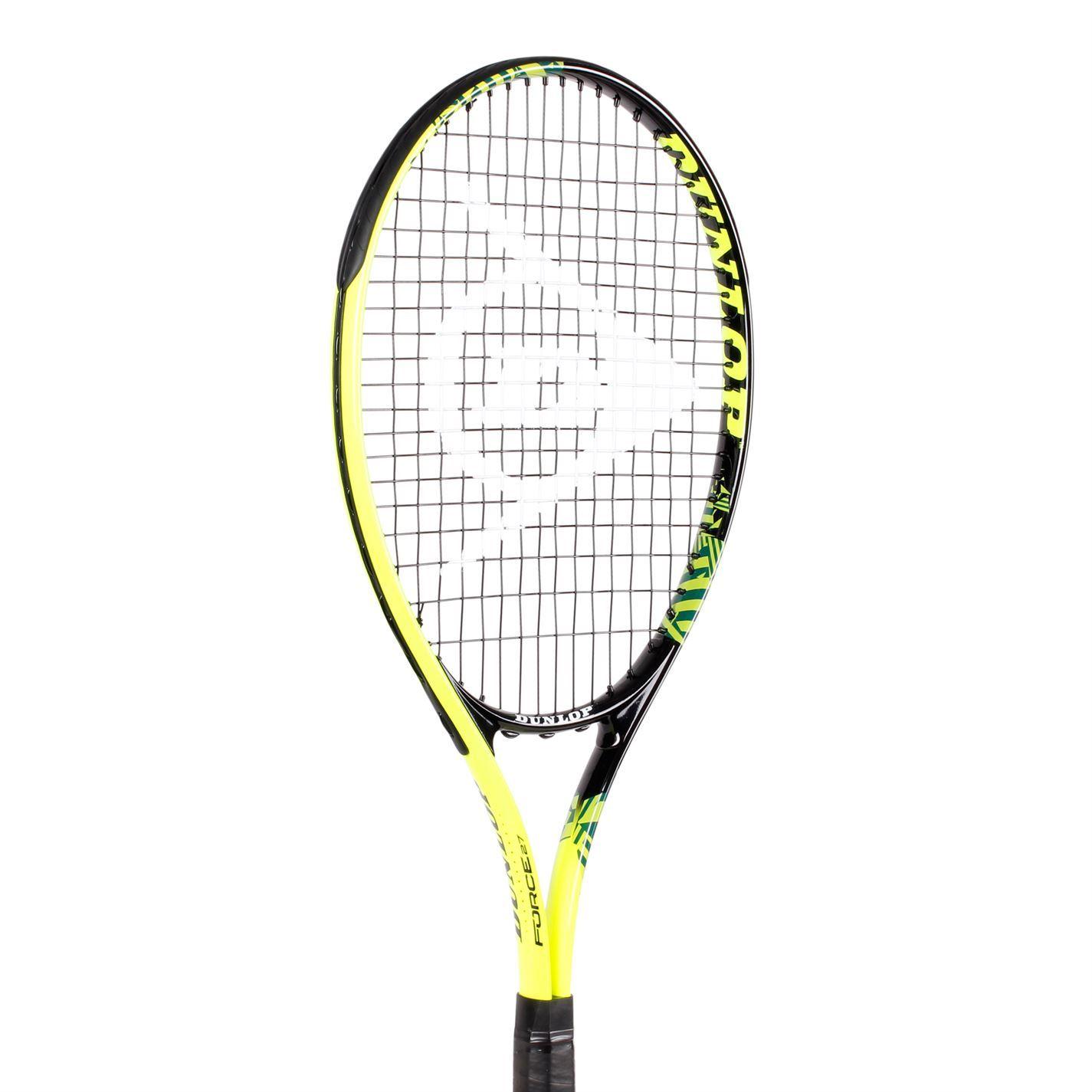 8931947efe3 Details about Dunlop Force Tennis Racket Sport Training Accessories