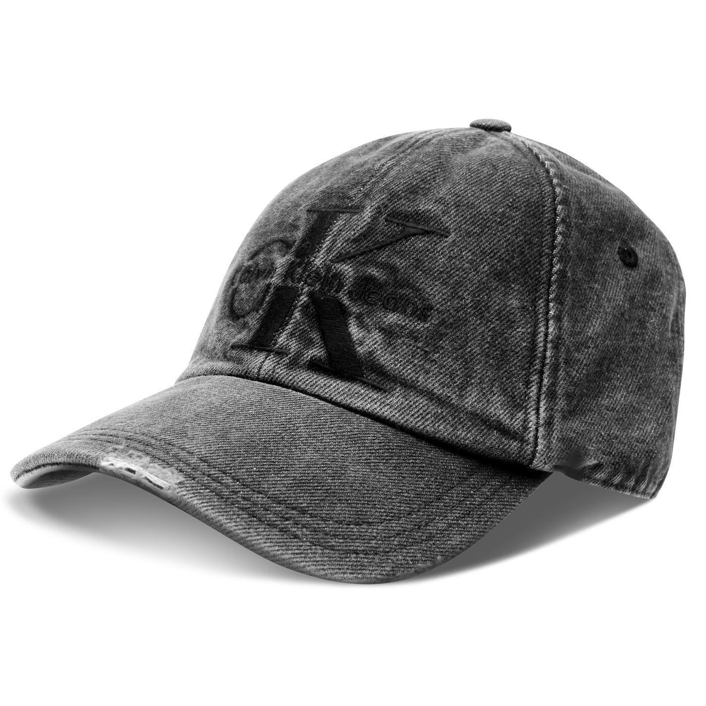 Mens Calvin Klein Re Issue Denim Cap Baseball Cotton New  8f92af20ff0