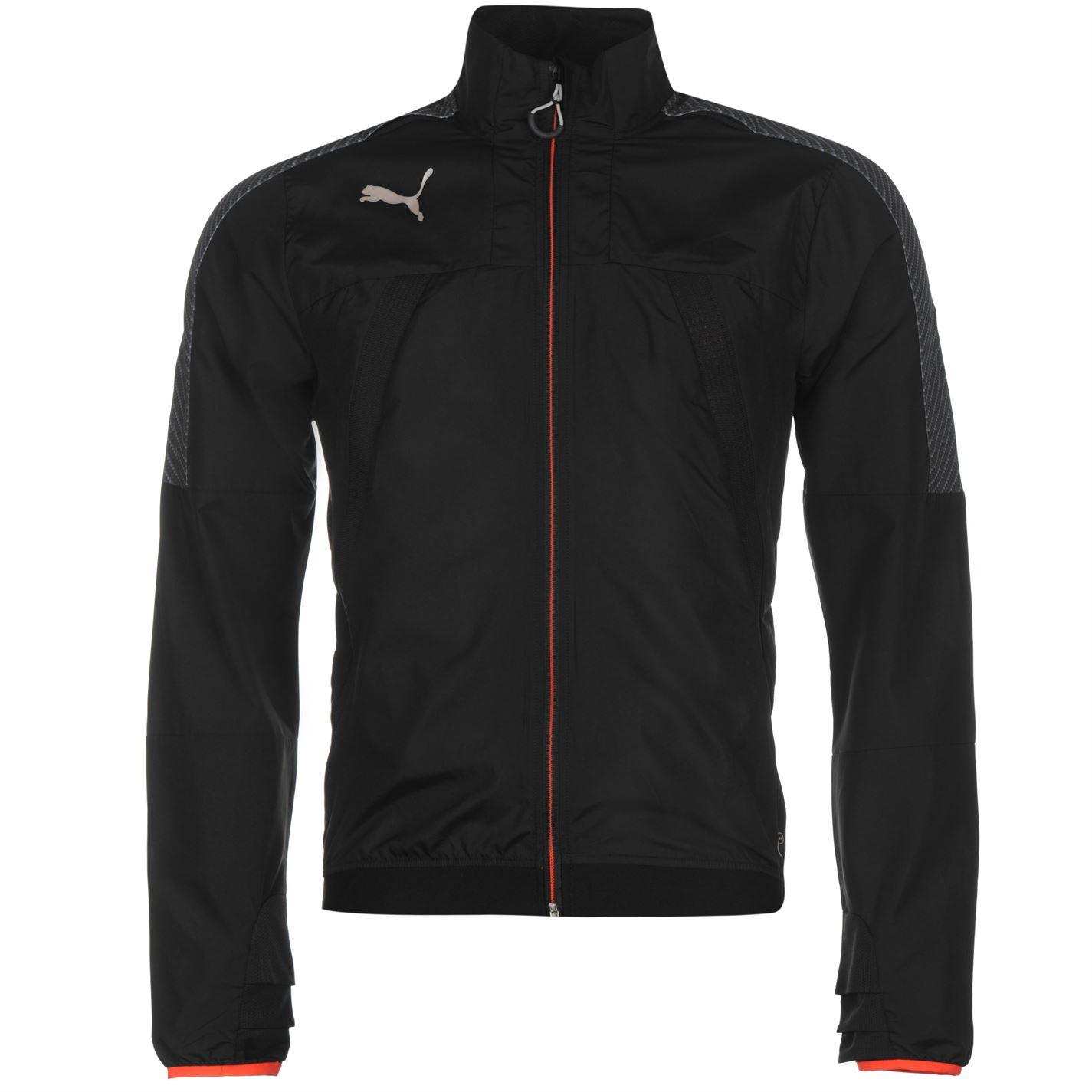 puma mens fashion clothing scuderia ferrari light jacket. Black Bedroom Furniture Sets. Home Design Ideas