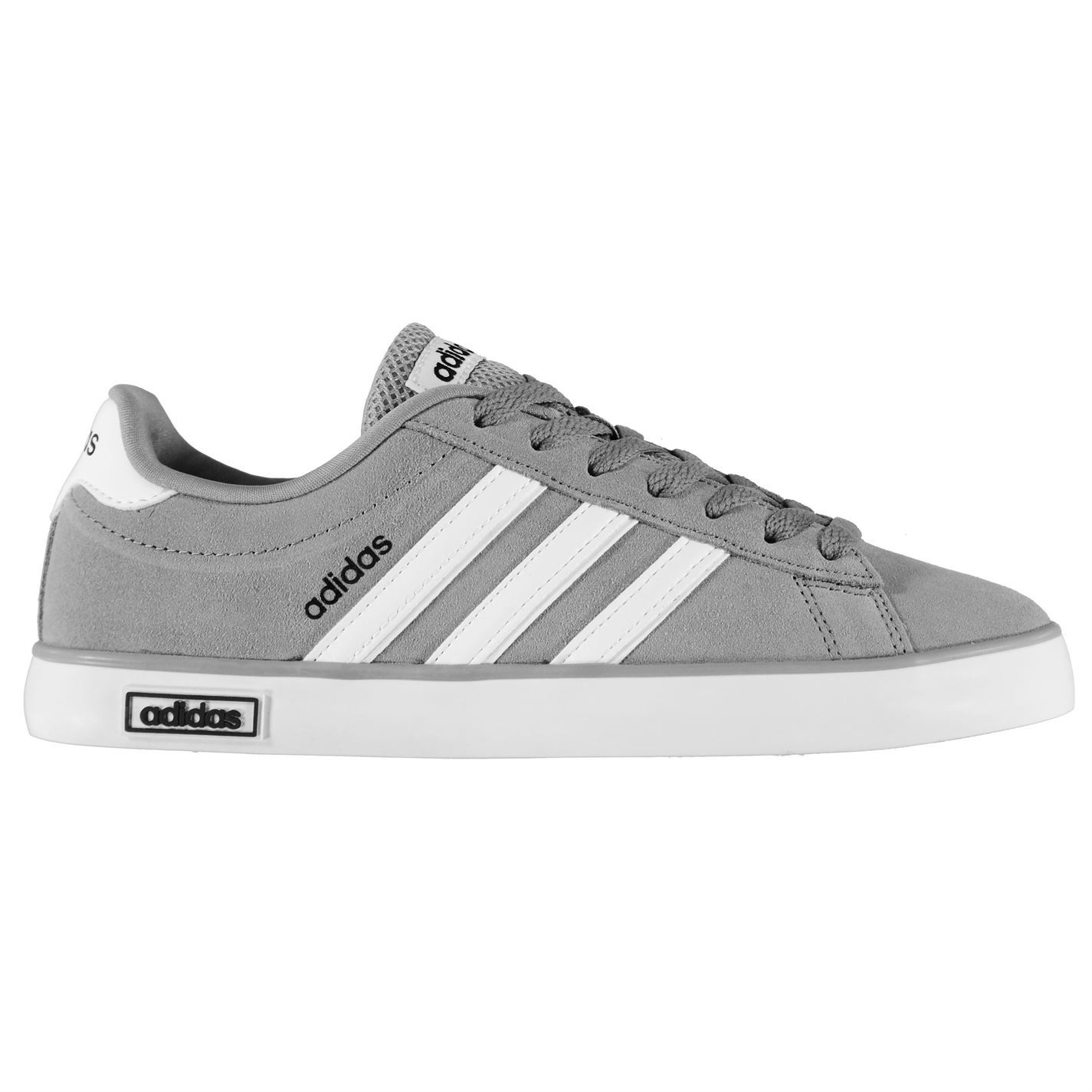 adidas trainers mens grey