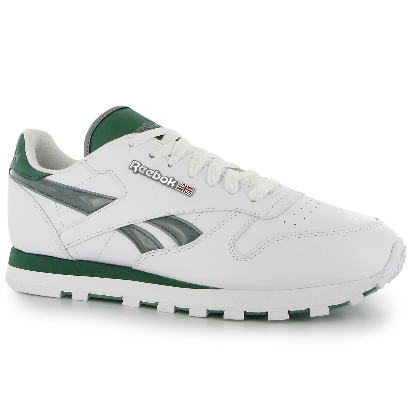 2496ee1e52f Image is loading Reebok-Mens-Classic-CTM-Trainers-Shoes-Lace-Up-