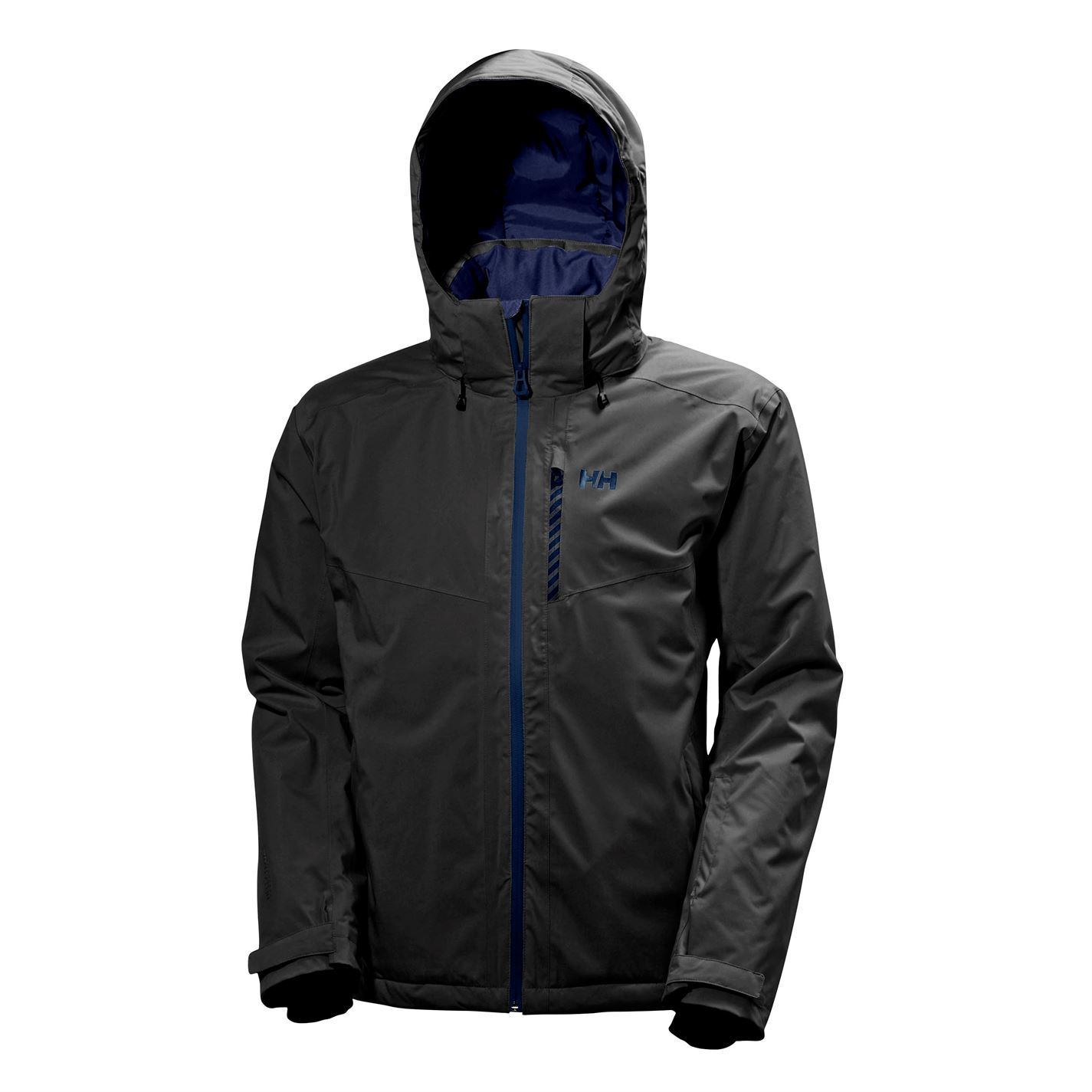 helly hansen mens swift jacket ski snow winter sports full zip hooded top ebay. Black Bedroom Furniture Sets. Home Design Ideas