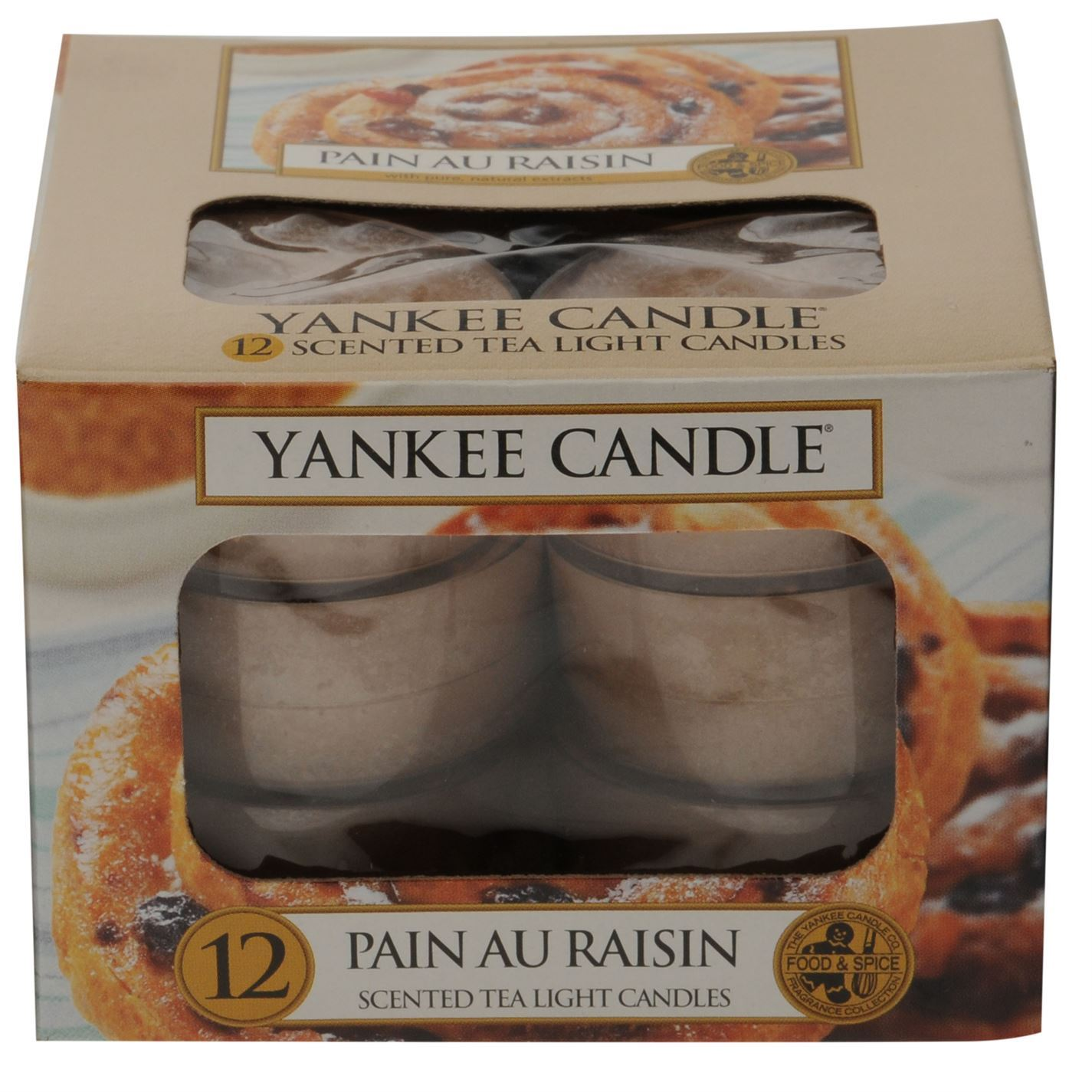 Details about Yankee Candle Tea Lights 12 Pack Scented Candles Home  Accessories