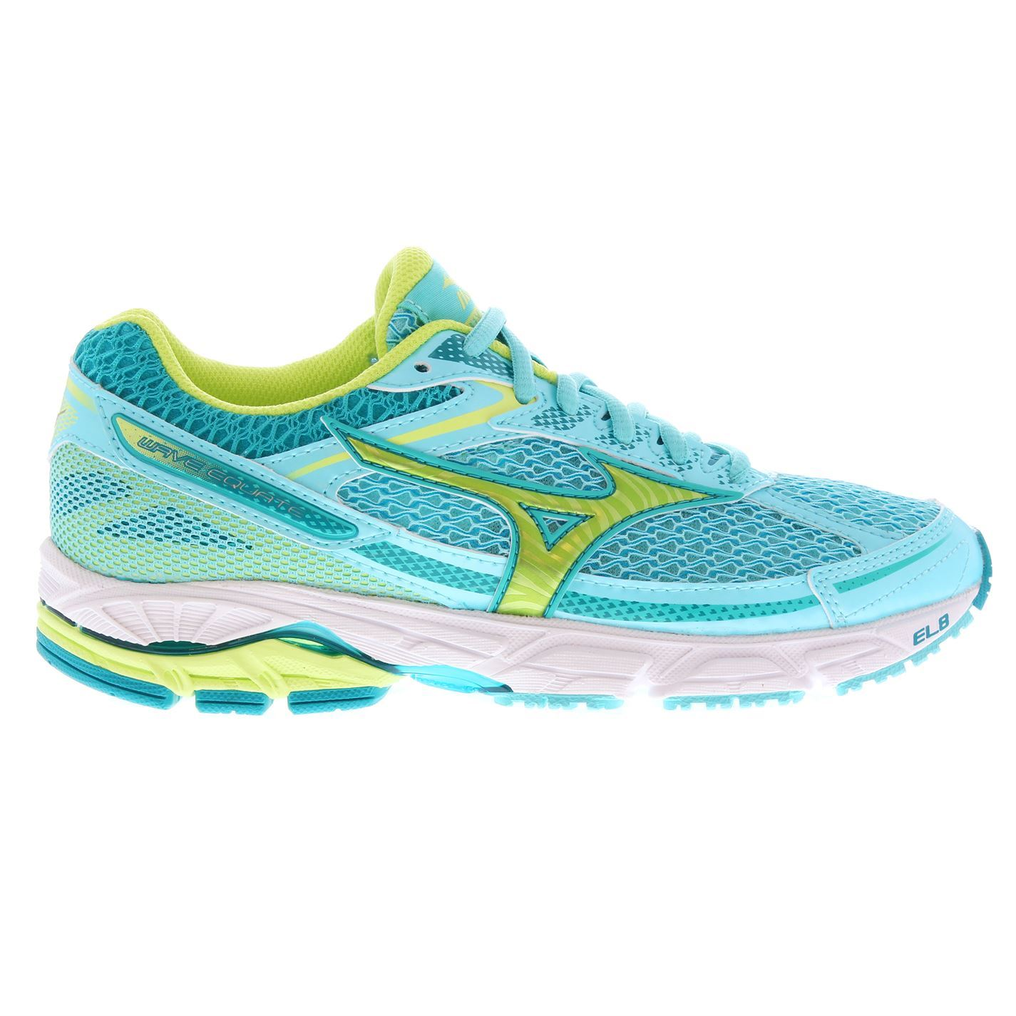 Mizuno Damenschuhe Wave Equate Running Running Equate Schuhes Road Breathable Mesh Upper bd93c9