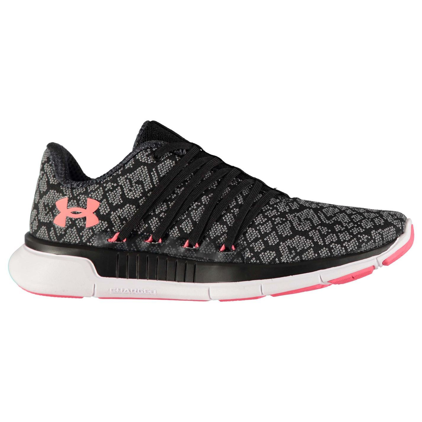 Under Armour Damenschuhe Up Charged Transit Running Schuhes Runners Lace Up Damenschuhe Padded Ankle 8bec25