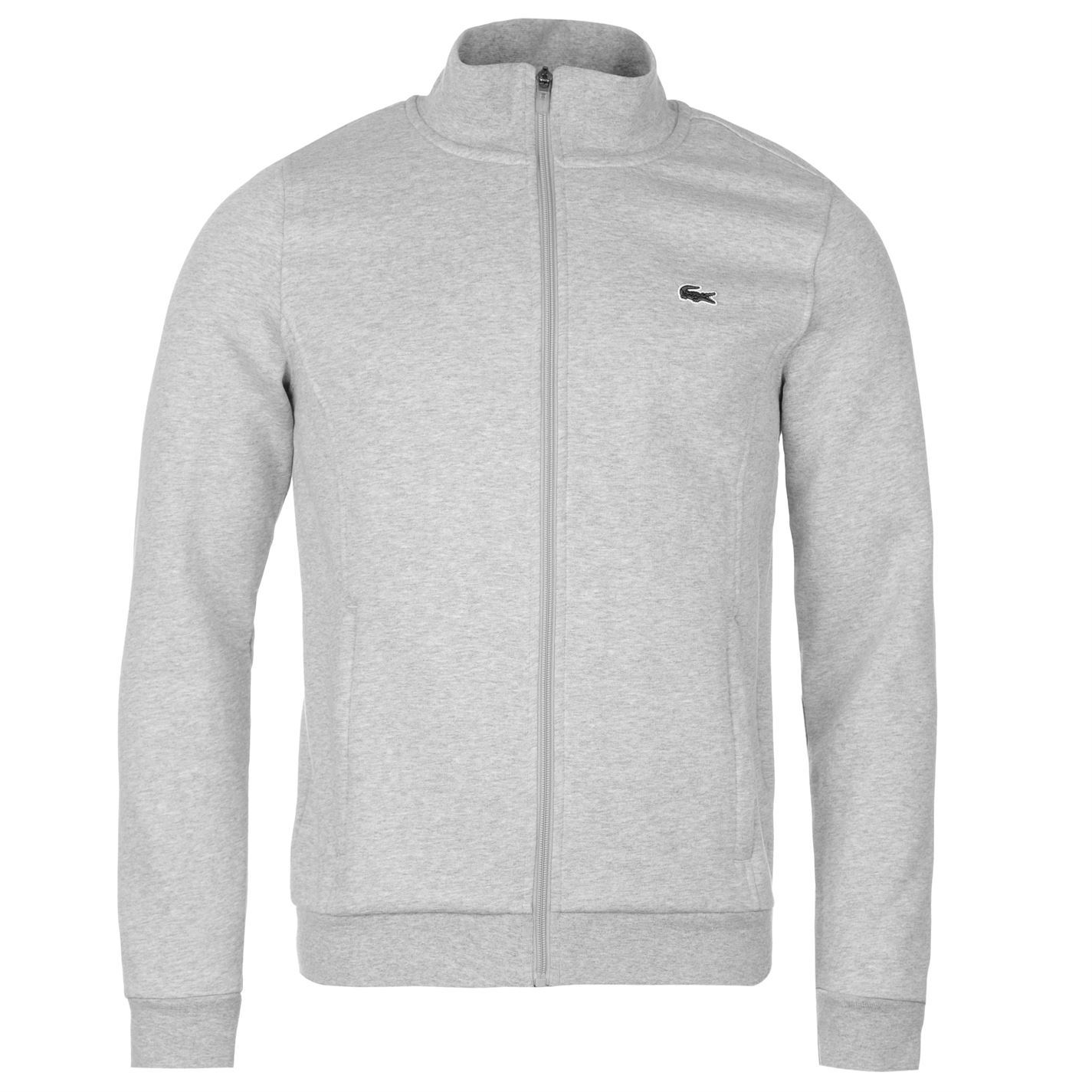Eastbay For Sale Lacoste Full Zip Funnel Sweatshirt Discount Looking For Purchase Your Favorite  Buy Cheap Websites FKu62VJ