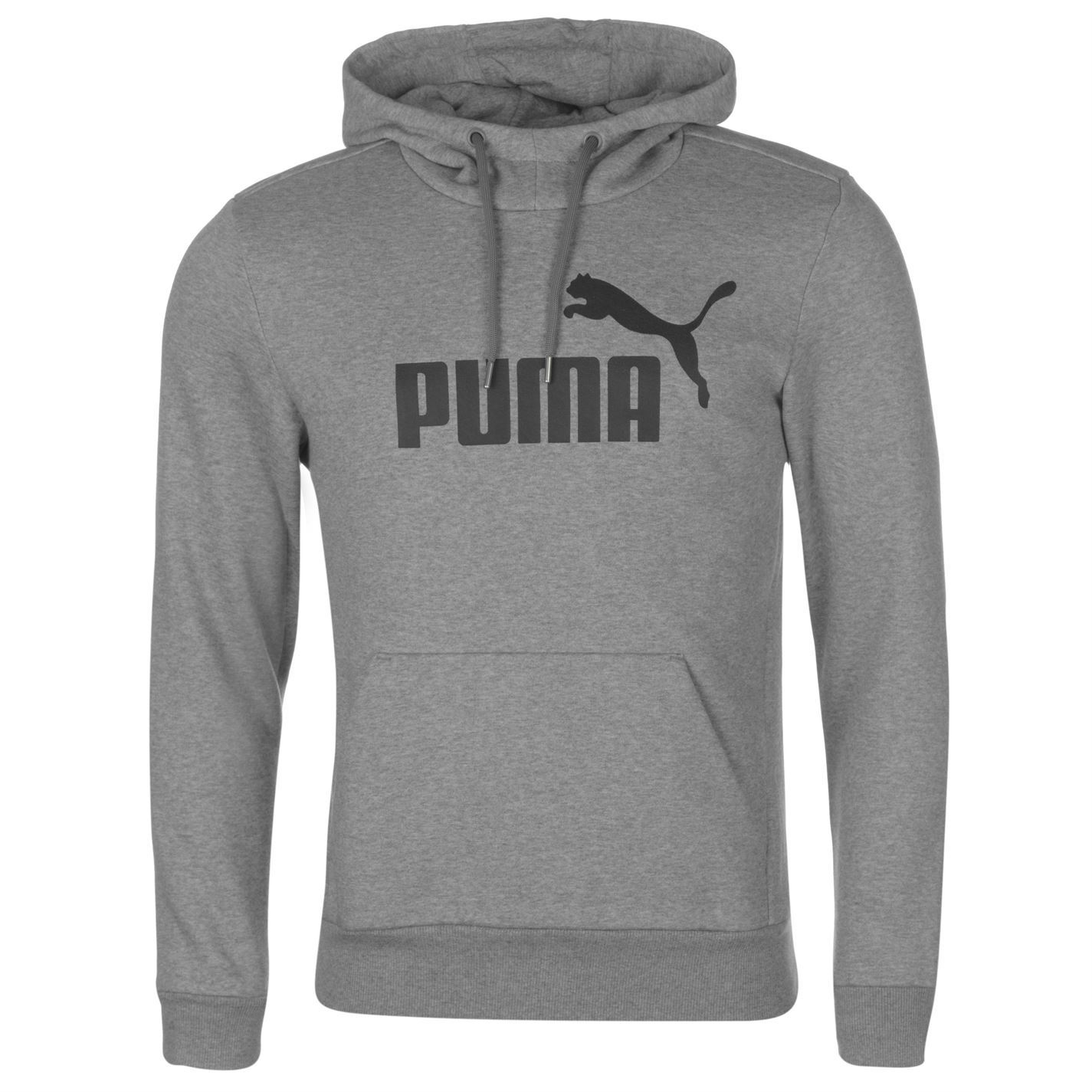 640e60eb Details about Puma Mens No1 OTH Hoody Hoodie Hooded Top Long Sleeve Cotton  Kangaroo Pocket
