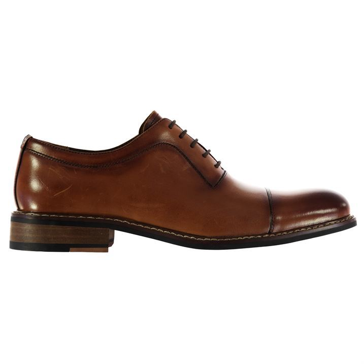 Firetrap  Uomo Ames Derby Lace Up Formal Special Occasions Derby Ames Schuhes 9f3ddf