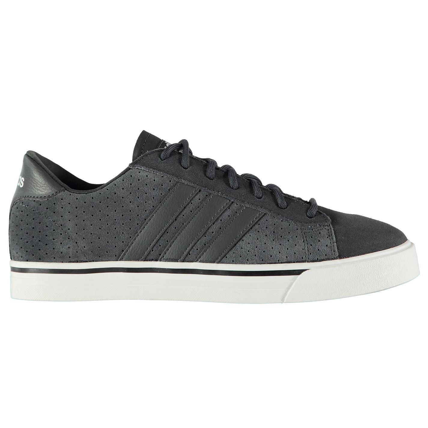 Adidas cloudfoam super daily scarpe Uomo signori scamosciato scarpe lacci.. lacci.. scarpe 07ac09
