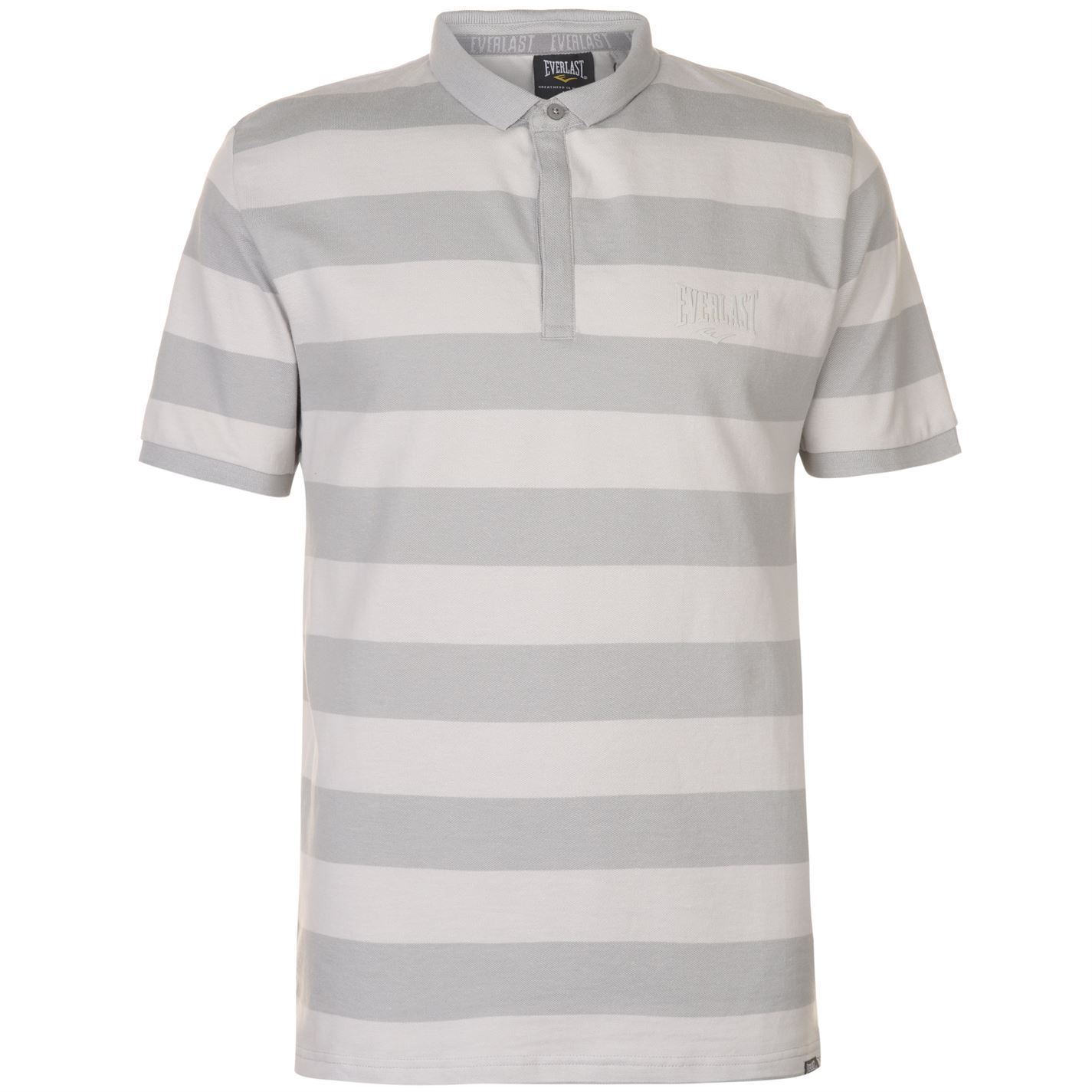 a87322fdc29 The Everlast Stripe Polo is a stylish shirt that s ideal for everyday wear.