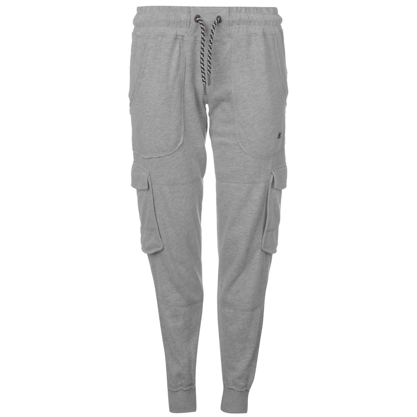 Details about SoulCal Womens Cargo Joggers Fleece Jogging Bottoms Trousers  Pants Lightweight 8c0eb584d
