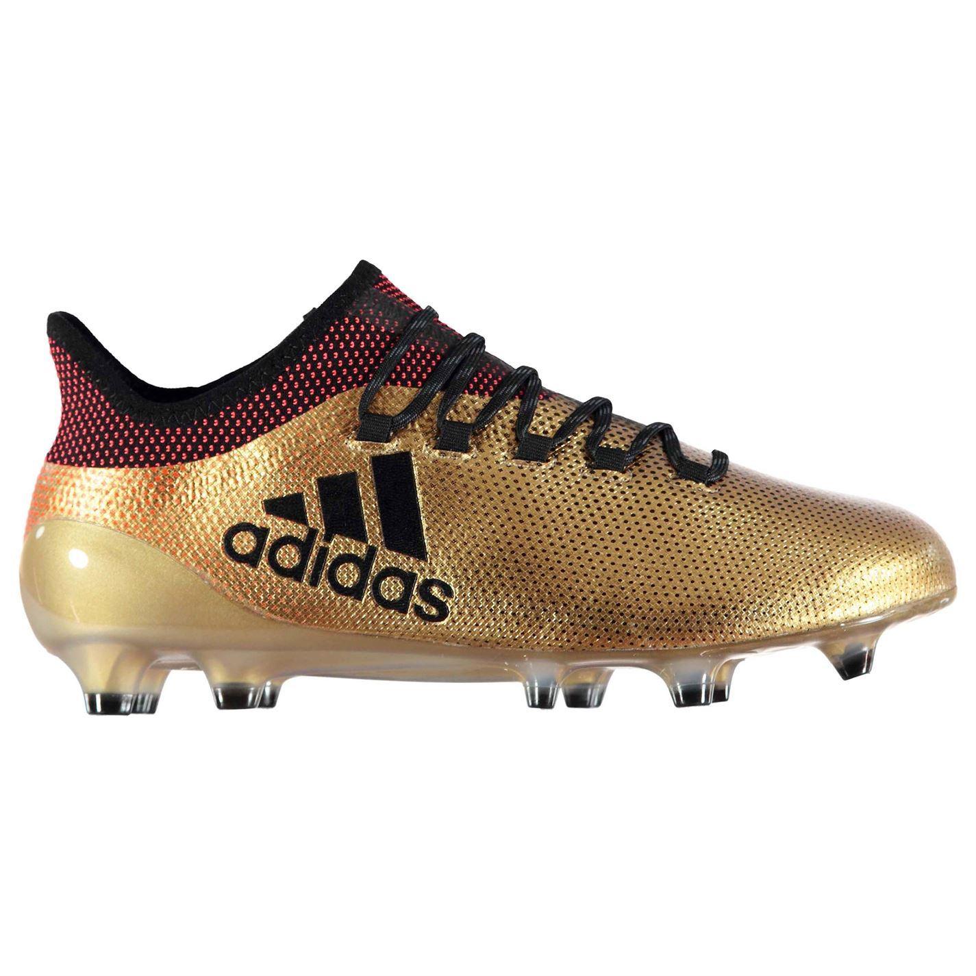 Adidas Para Hombre X 17.1 17.1 X FG Botas De Fútbol Terreno Firme Con Cordones Estampado Ligero a8a9d8