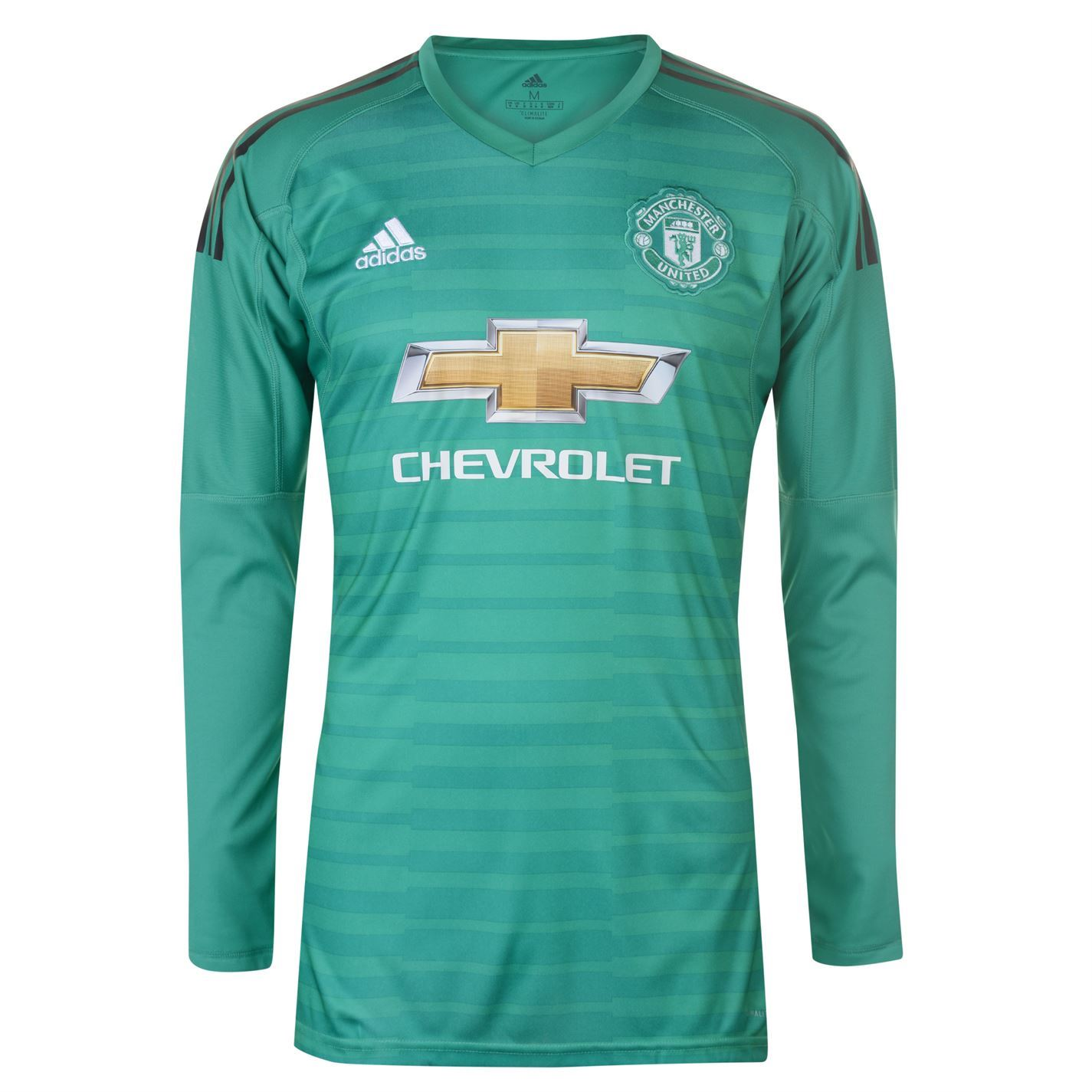 28ec0785a7c ... long sleeves soccer club jersey 00b92 58840  coupon for adidas manchester  united home champions league goalkeeper top 2018 19 de gea 1.