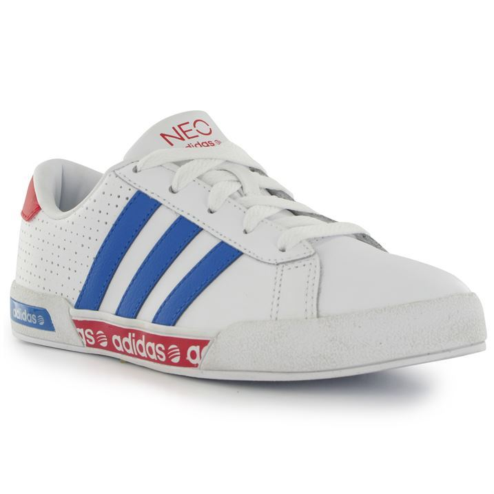adidas neo trainers junior
