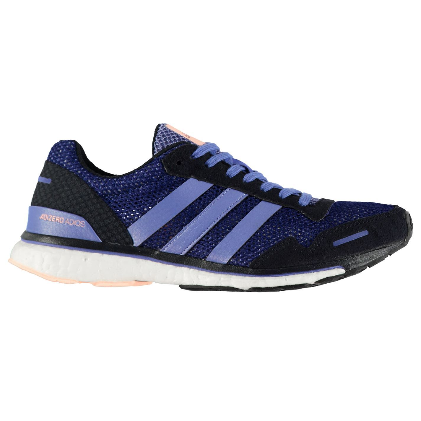 Adidas Damenss adizero atmungsaktive adios 3 laufschuhe straße atmungsaktive adizero leichte. 978ceb