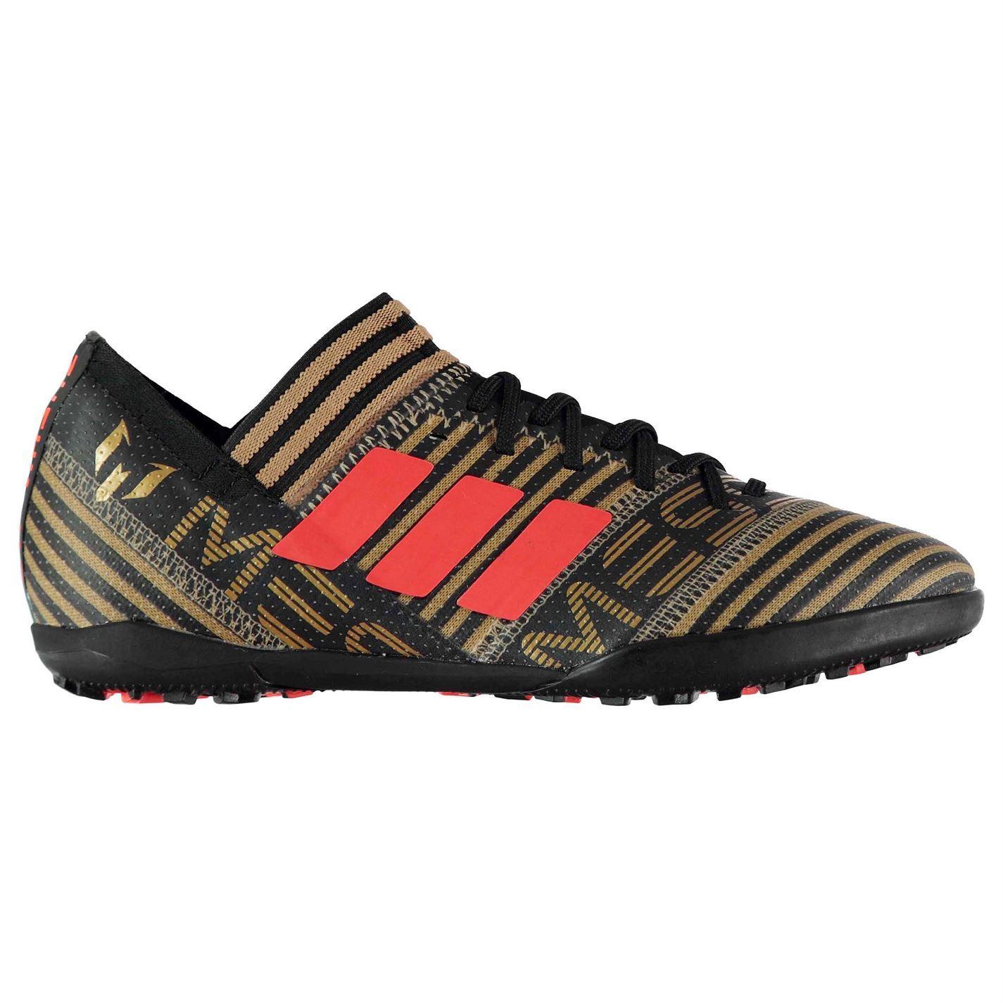 d9e273d6b adidas Kids Nemeziz Messi Tango 17.3 Junior Astro Turf Trainers Football  Boots