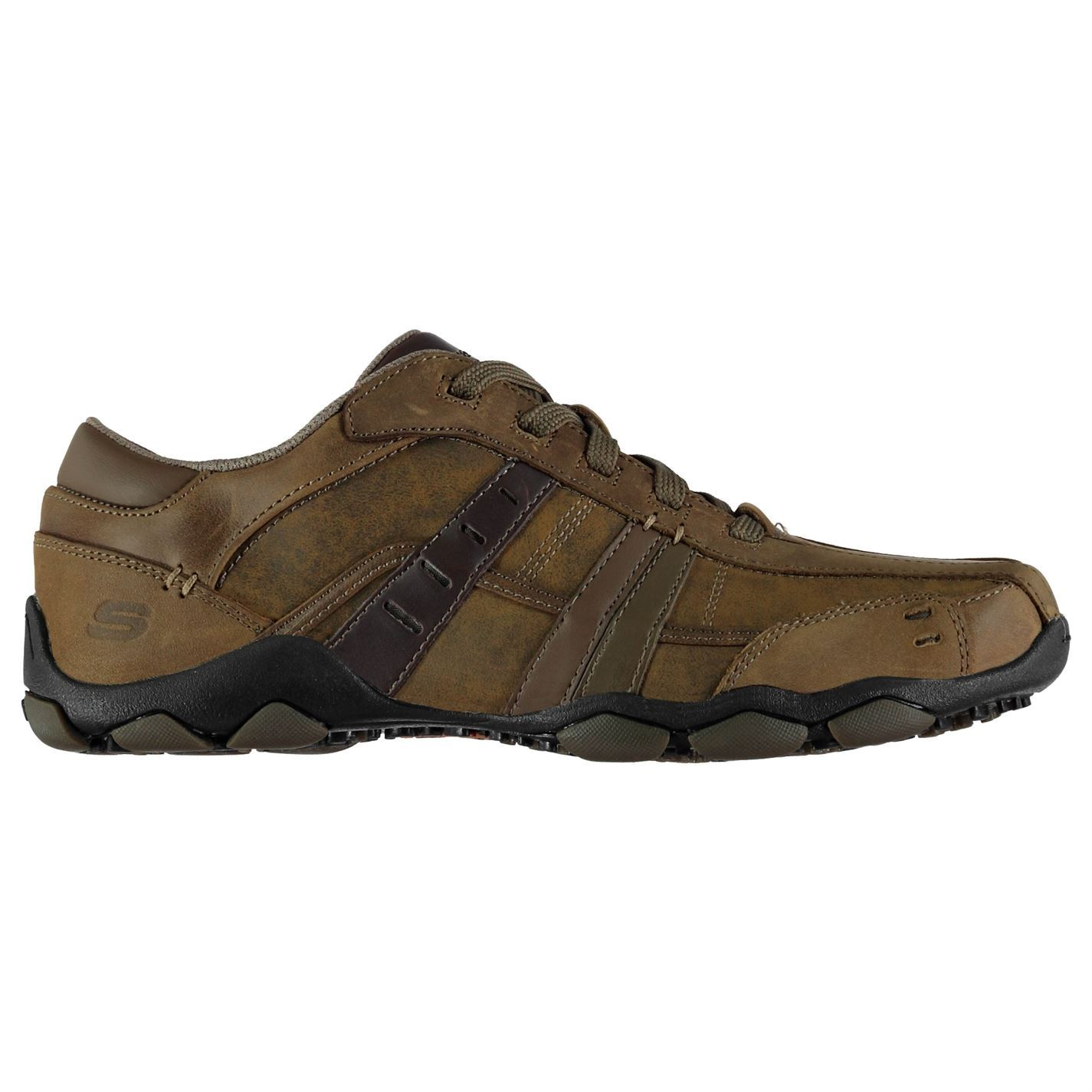 Skechers Everyday Diameter Vasse Schuhes  Uomo Gents Everyday Skechers Laces Fastened Padded Ankle 020b46