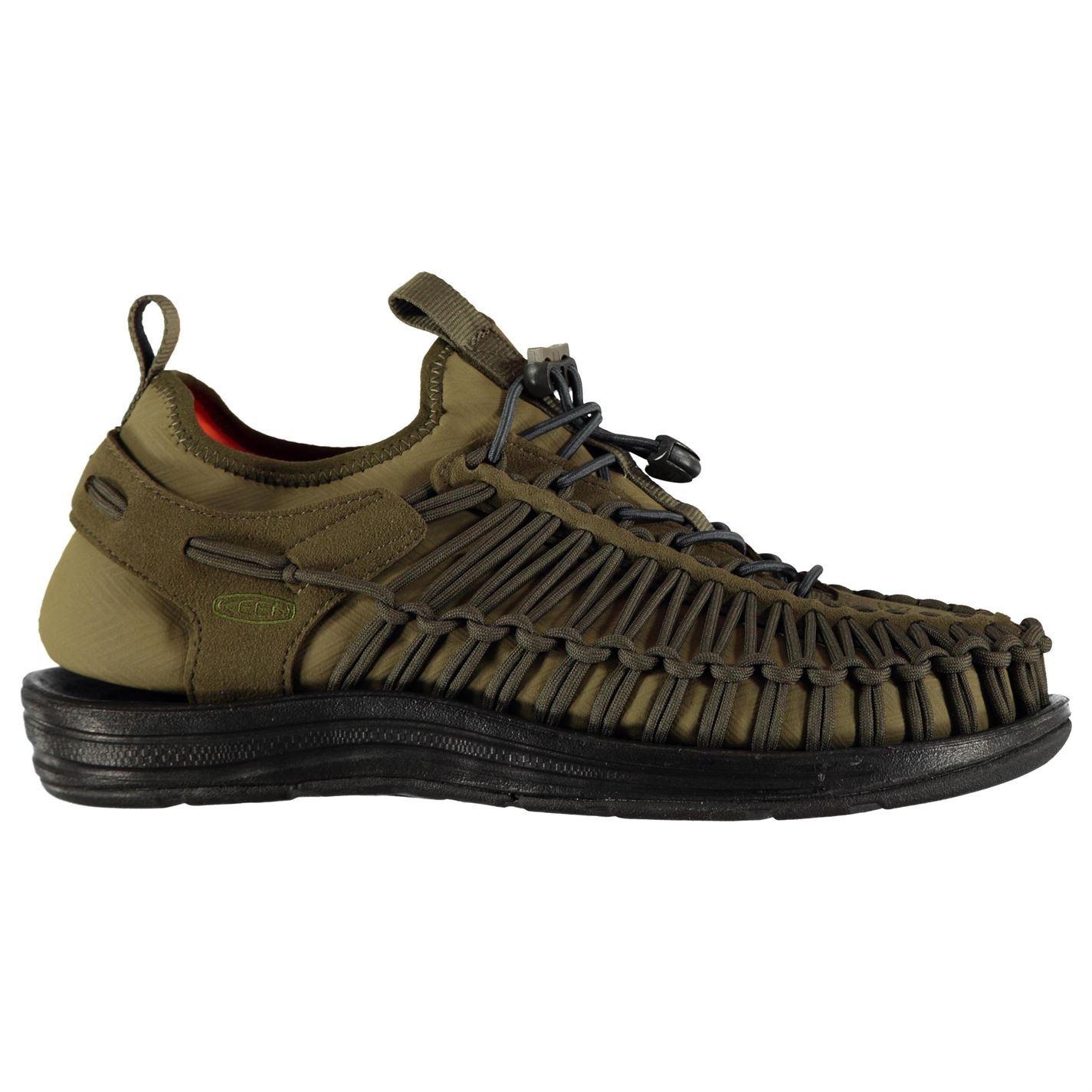 9d9f8c07ff98 Image is loading Mens-Keen-Uneek-HT-Shoes-Sports-Sandals-Mesh-