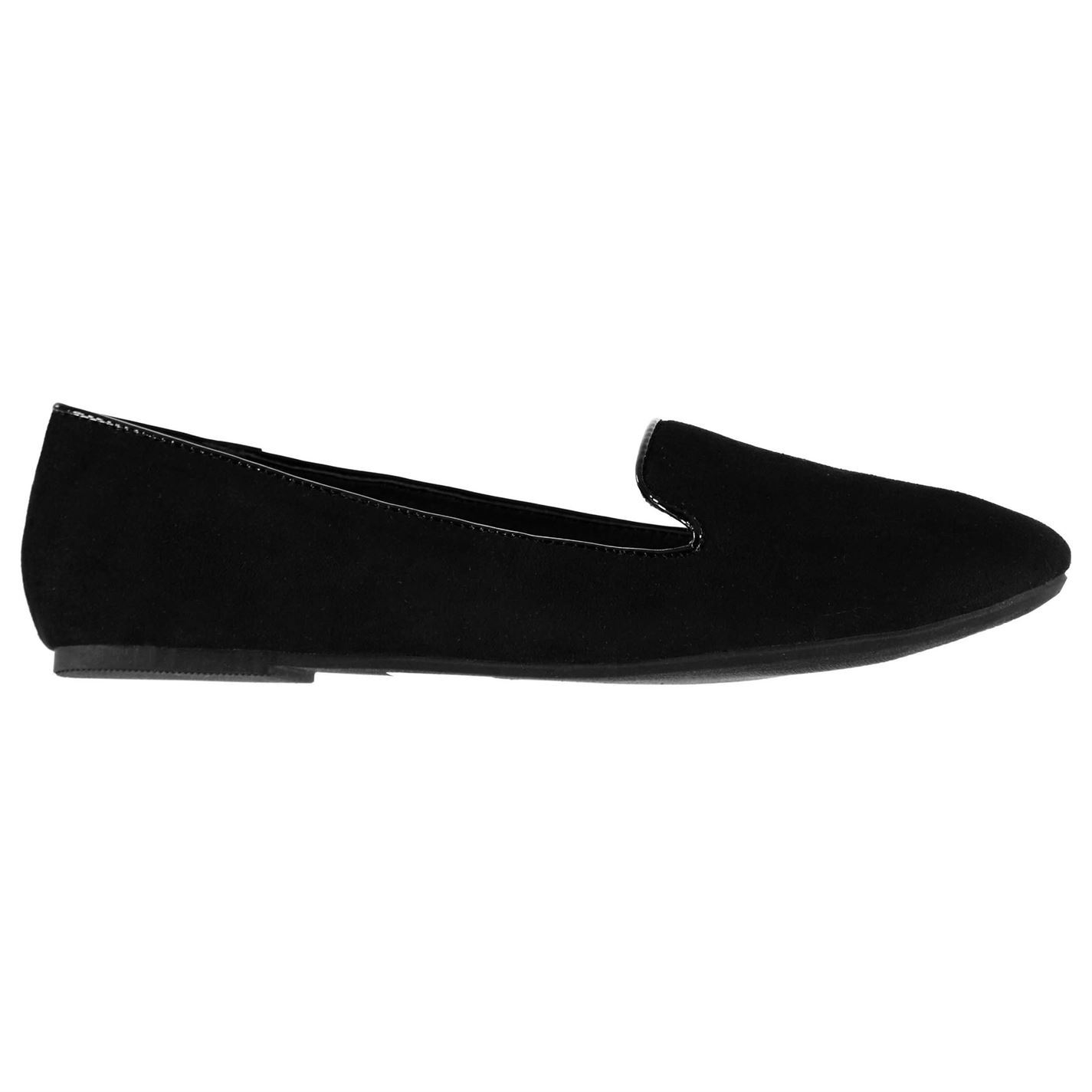 Miso-Womens-Sassy-Slipper-Shoes-Slip-On-Plain-