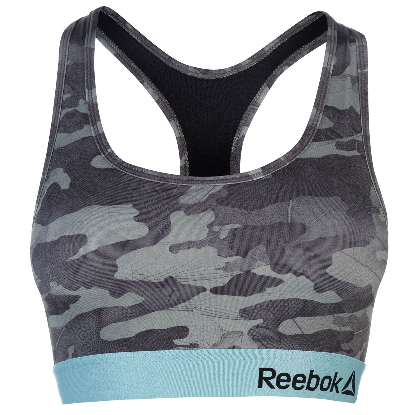 f49309597ee83 Reebok Womens Marion Bra Sports Underwear