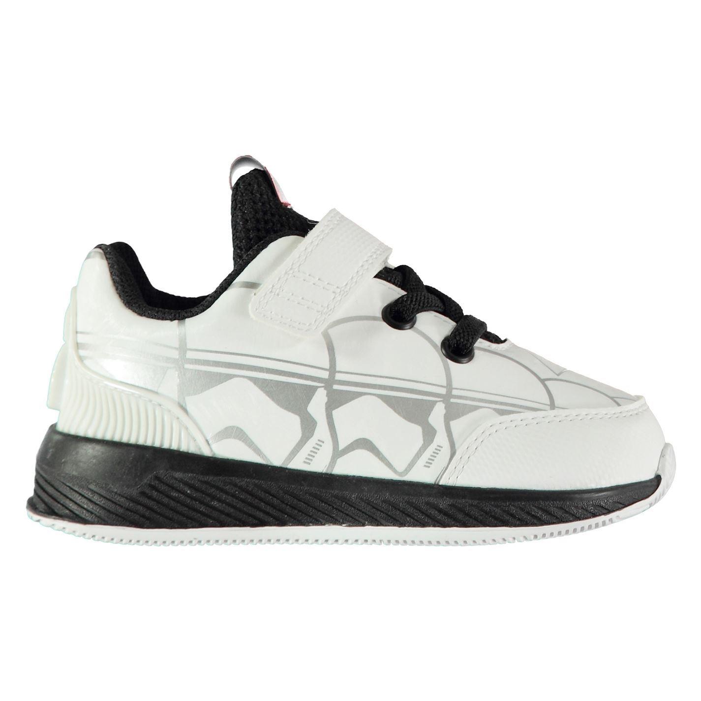 kids black trainers adidas