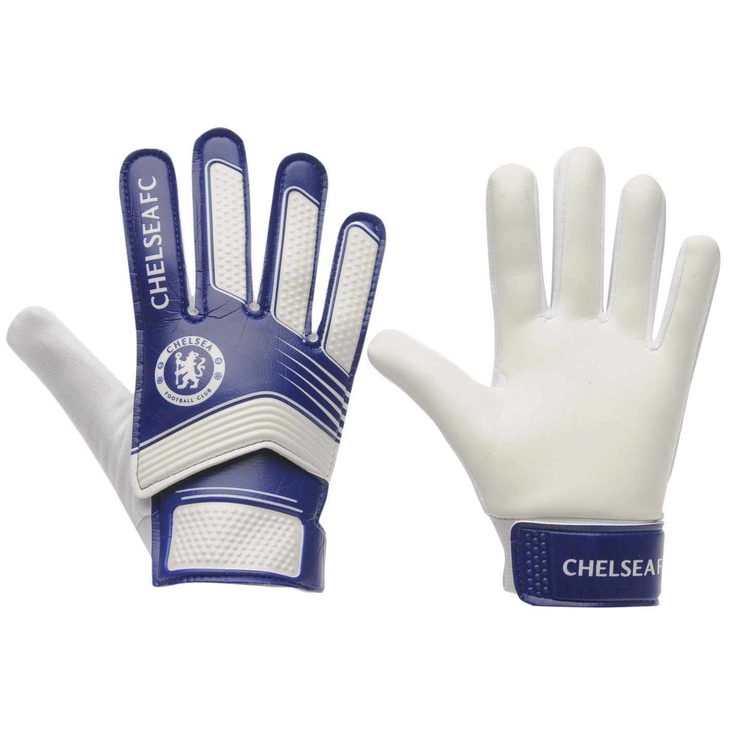Image is loading Team-Kids-Boys-Football-Goalkeeper-Gloves -Junior-Lightweight eee33e39a947