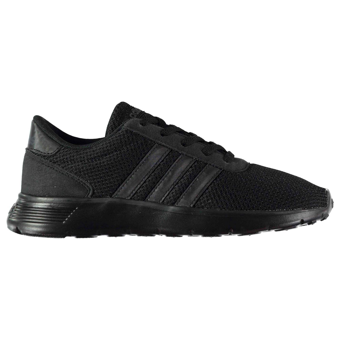 d41f95fe638b adidas Neo Lite Racer Kids Boys Sports Trainer Shoe Black black Bc0073 13  UK 13. About this product. Picture 1 of 2  Picture 2 of 2