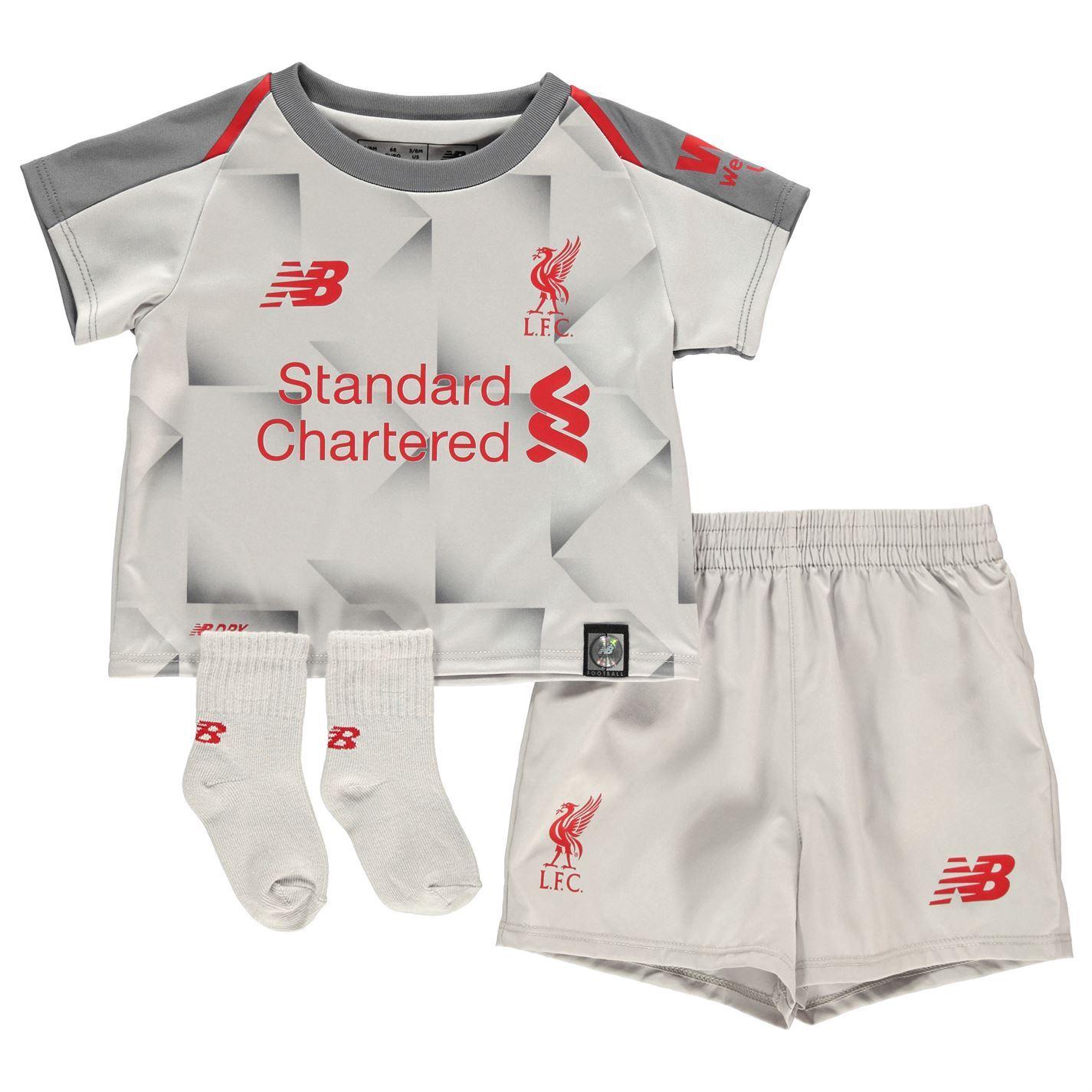 ab21e86a0c7 New Balance Liverpool Third Baby Kit 2018 2019 Childrens Domestic ...