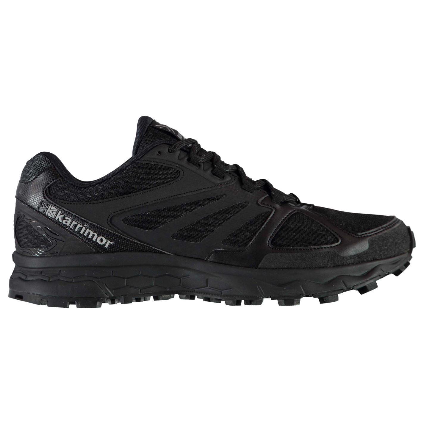 Karrimor Tempo da uomo 5 TRAIL RUNNING scarpe lacci tomaia in rete leggera Scarpe classiche da uomo