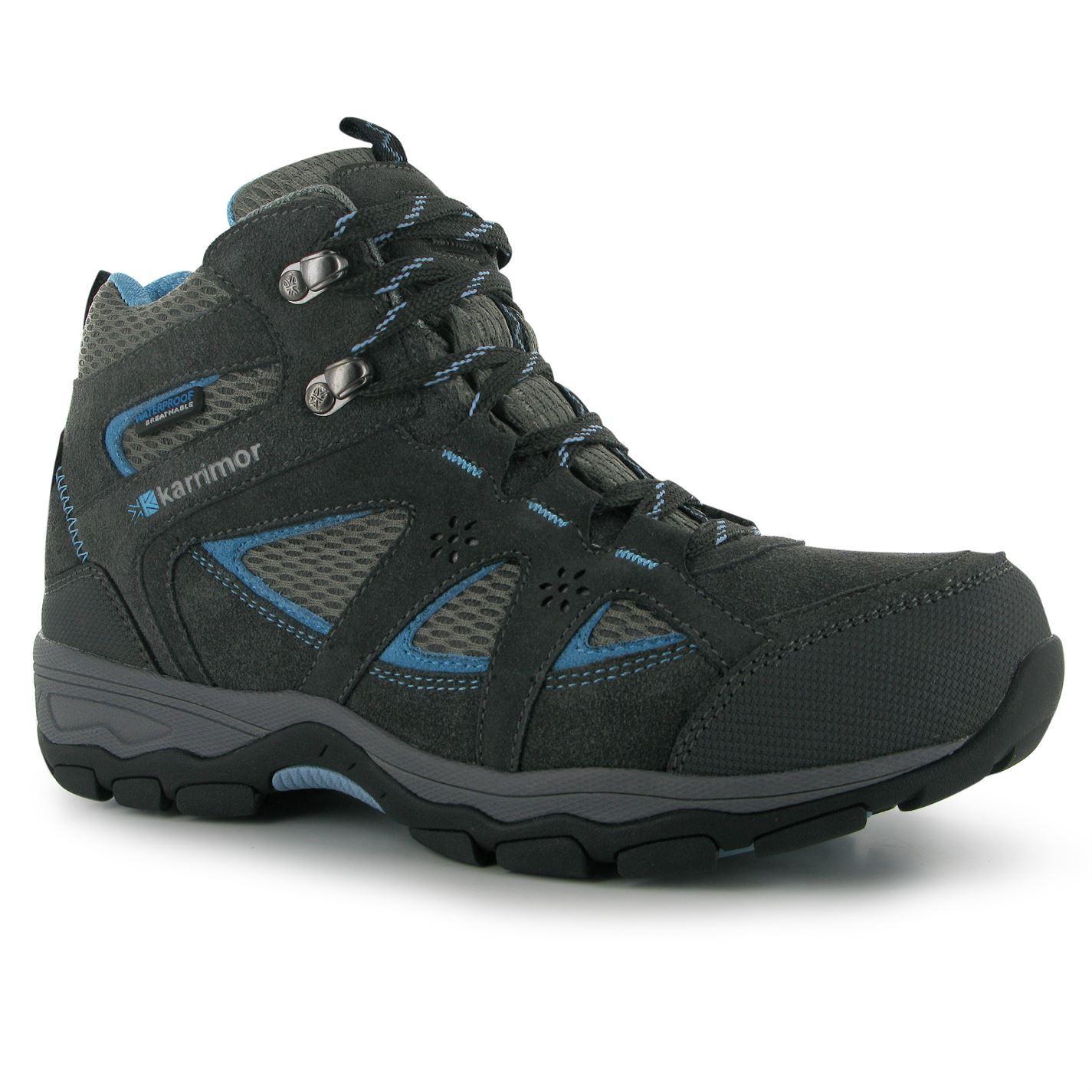 Karrimor Ladies Waterproof Walking Shoes