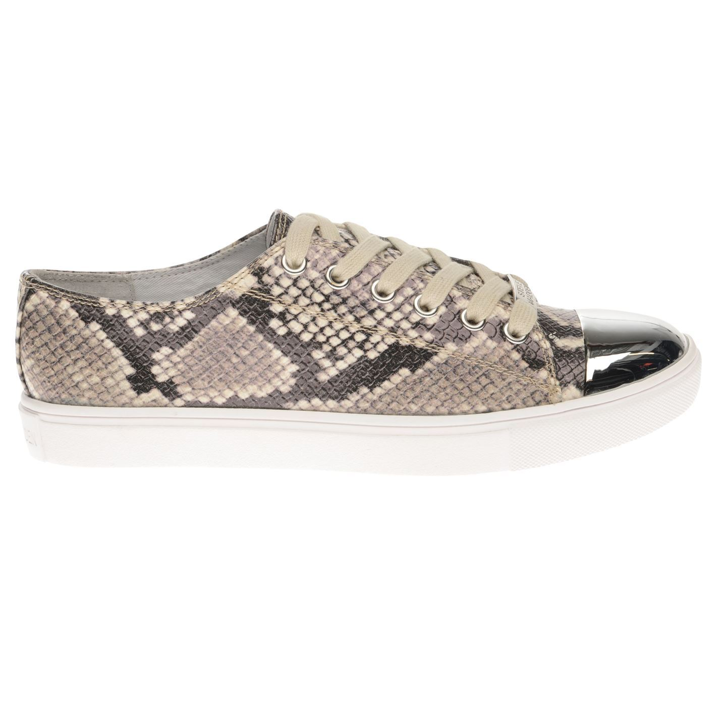 Steve-Madden-Womens-Clydd-Trainers-Sneakers-Lace-Up-