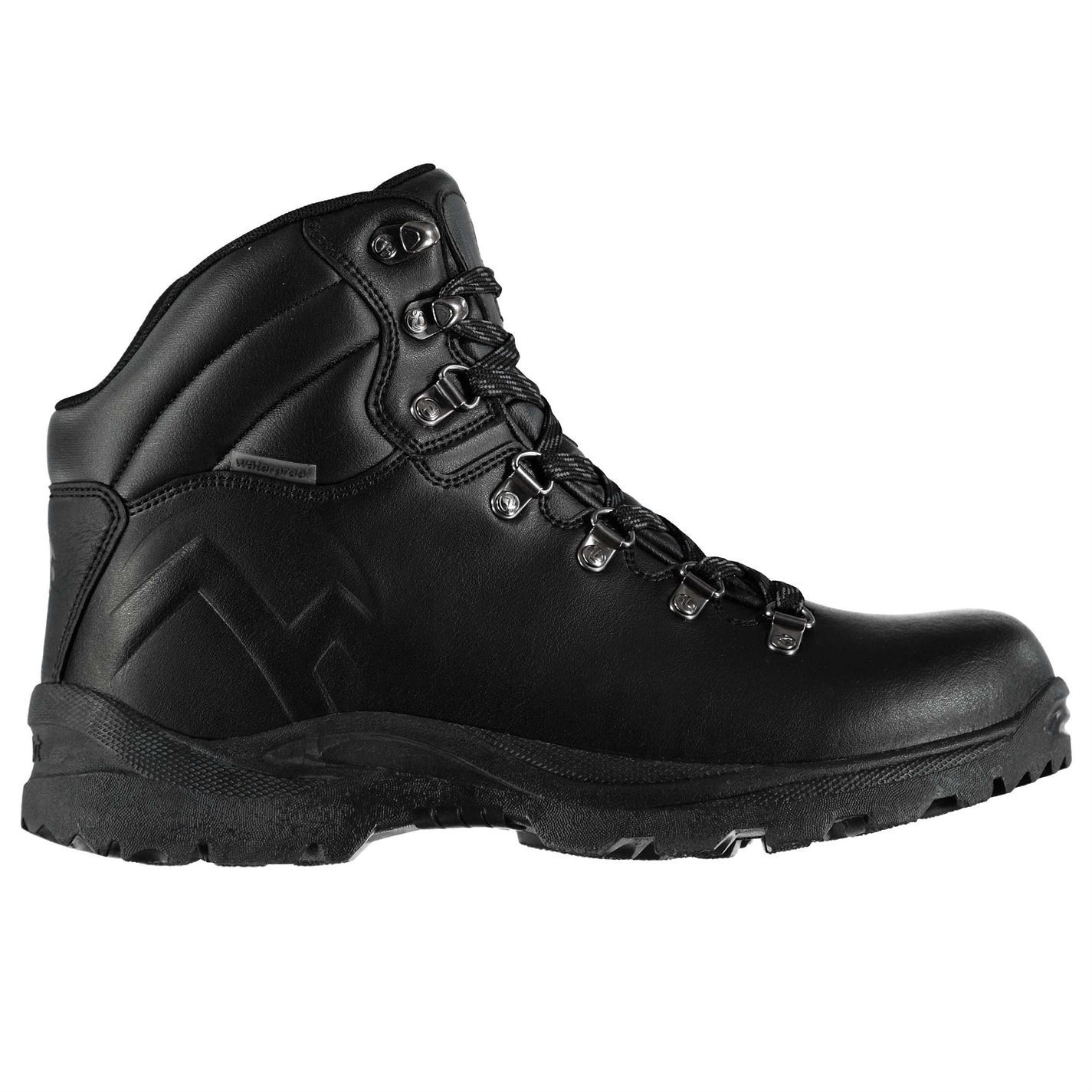 Gelert  Herren Atlantis Walking Stiefel Schuhes Lace Padded Up Waterproof Padded Lace Ankle Collar 48e93d