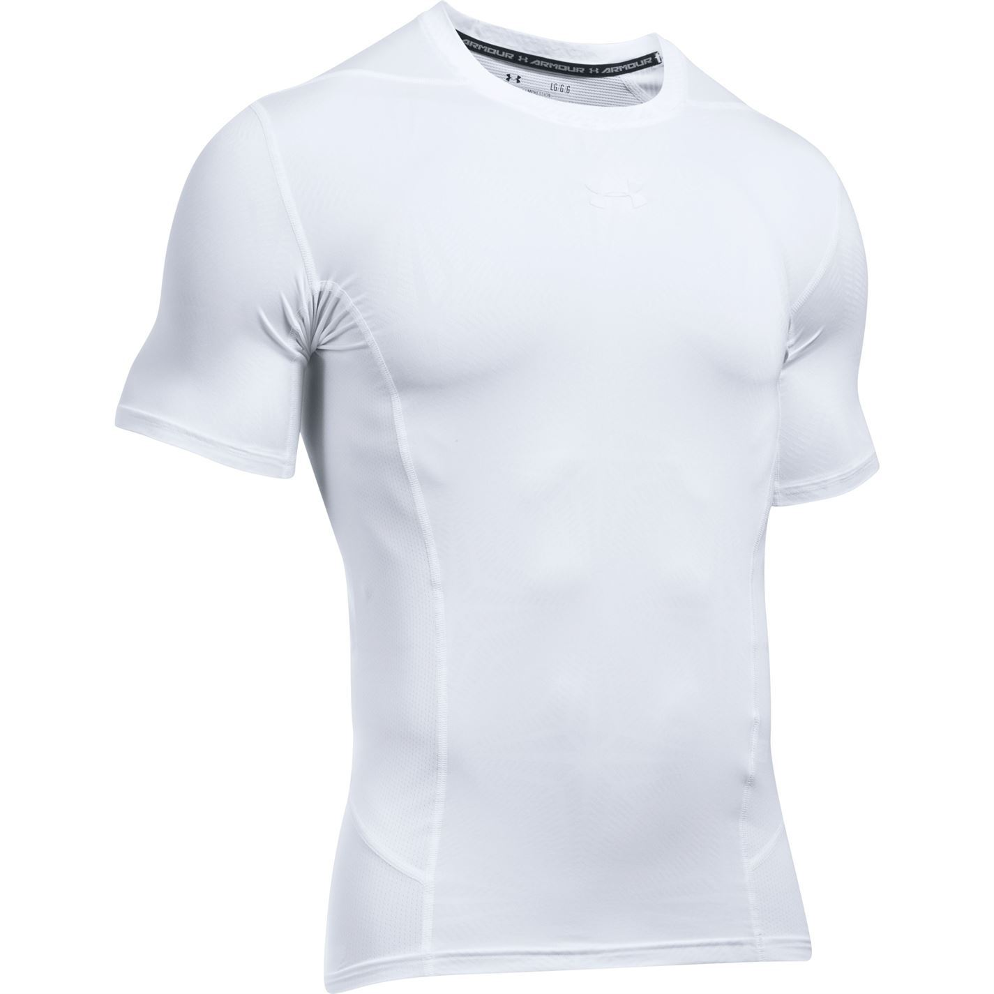Under Armour Mens Supervent Short Sleeve Baselayer Compression Armor Thermal 083c50896f81