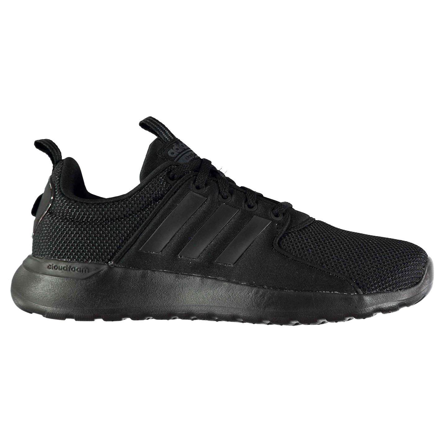 adidas cloudfoam lite racer mens signori i lacci delle scarpe