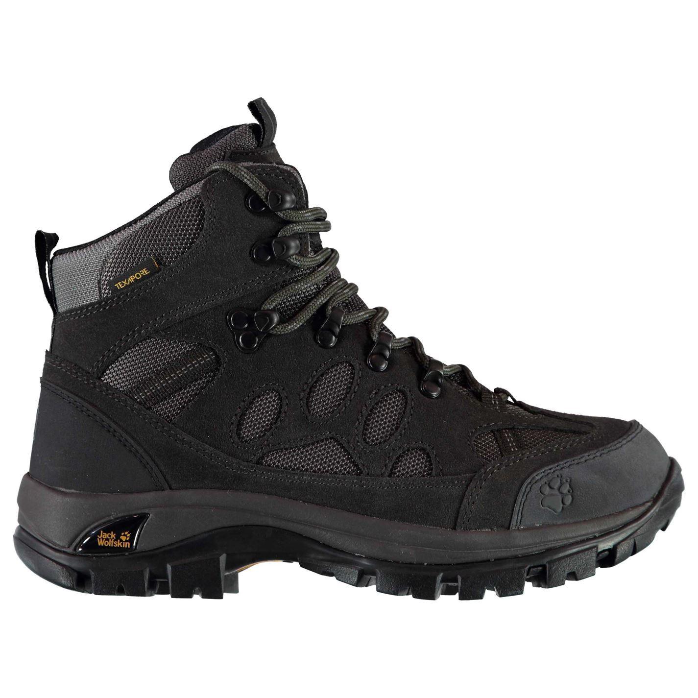 jack wolfskin wo  tout tout tout terrain, col de bottes souliers imperméables cheville capitonnée 7 | Nouveaux Produits  5e9865