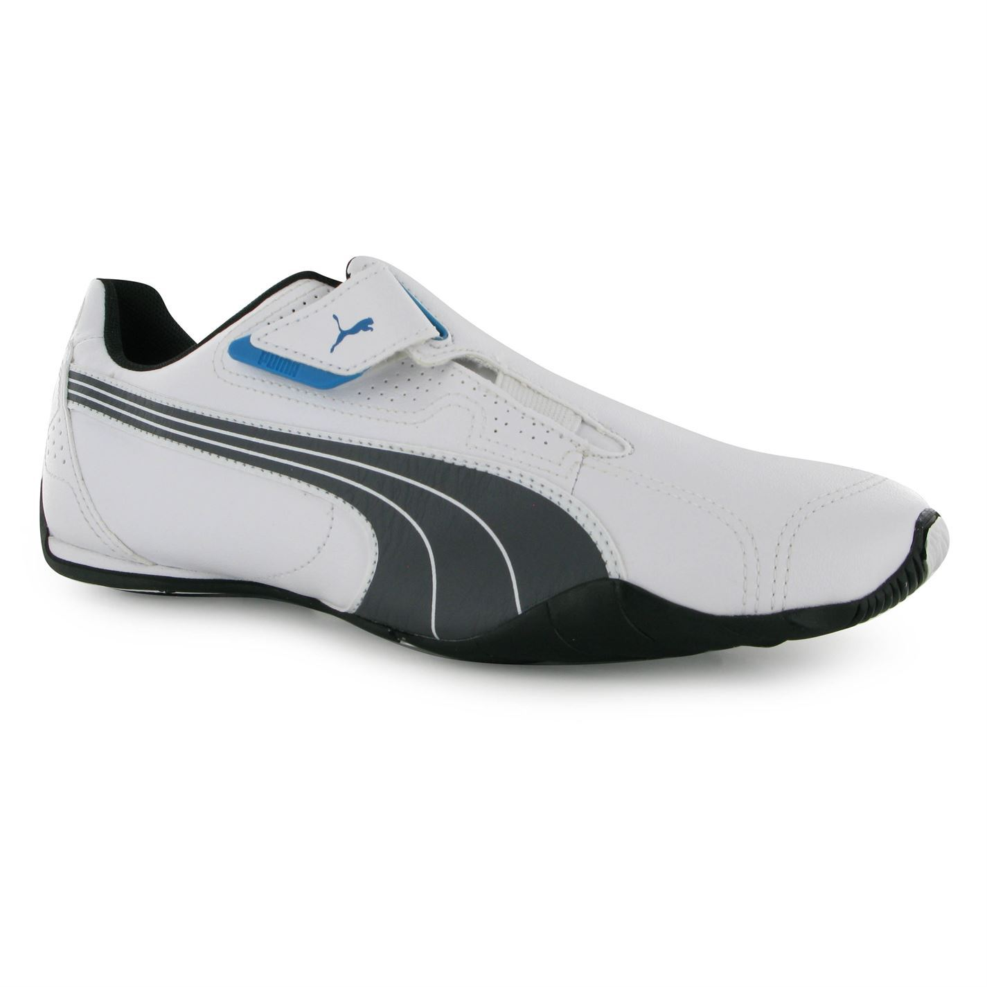 mens puma velcro trainers