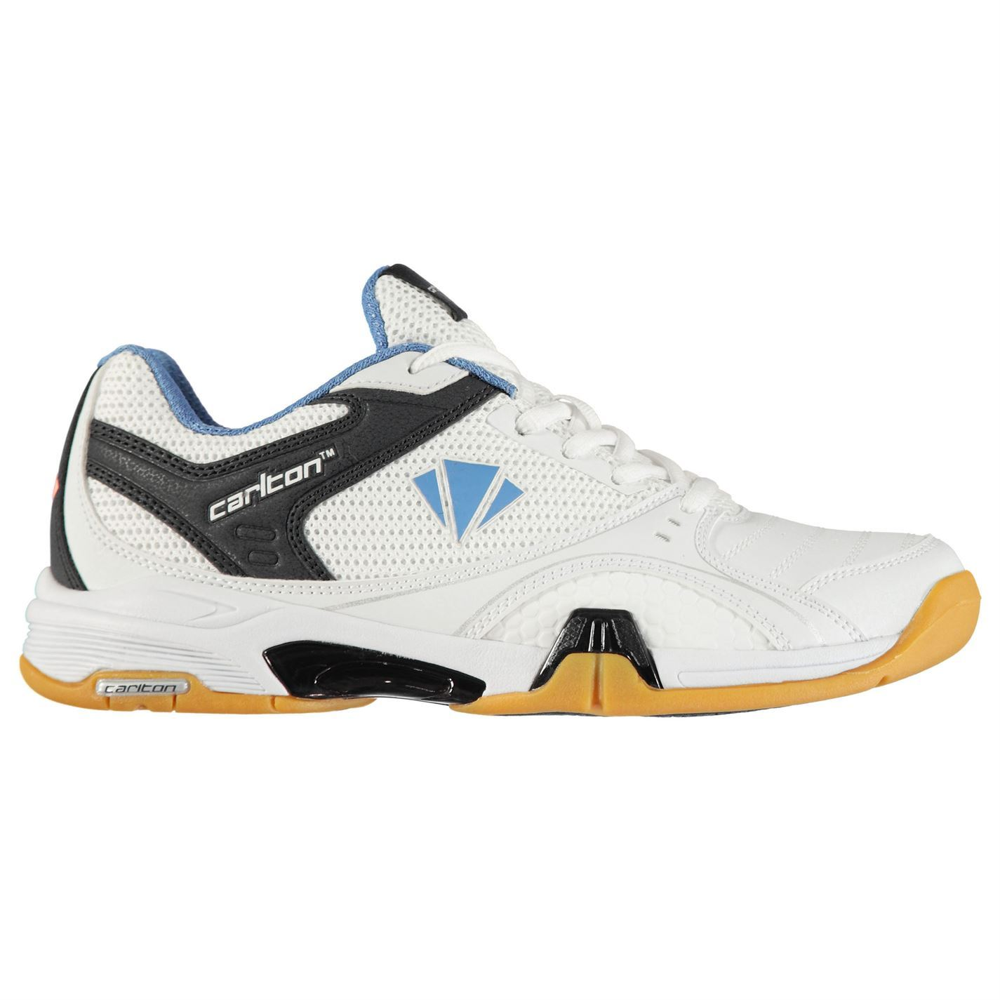 774ad0104c8f Carlton Womens Airblade Lite Ladies Badminton Sports Shoes Trainers ...