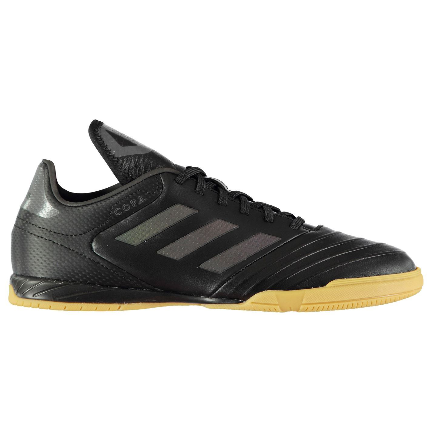 the latest 4038b 2c5bc adidas Mens Copa Tango 18.3 Indoor Football Trainers Boots Lace Up Padded  Ankle
