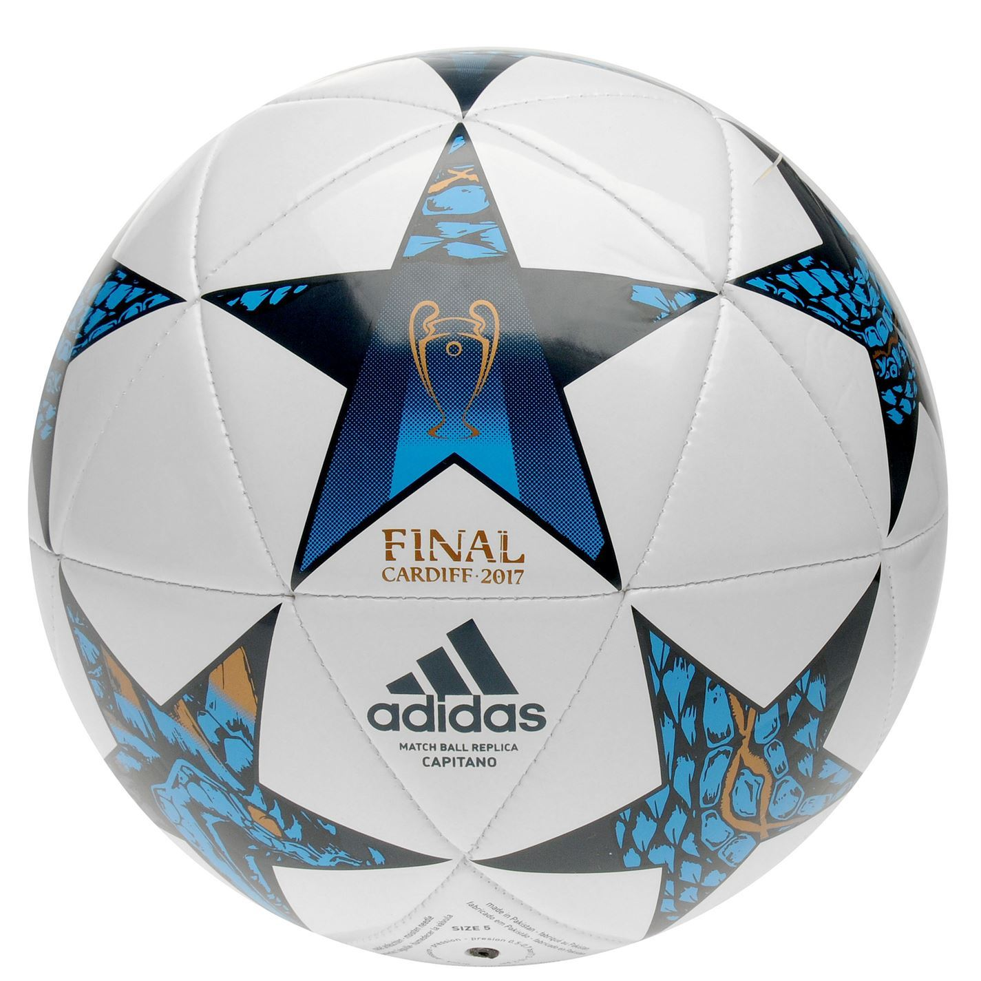adidas UEFA Champions League Final 2017 Football Ball ...