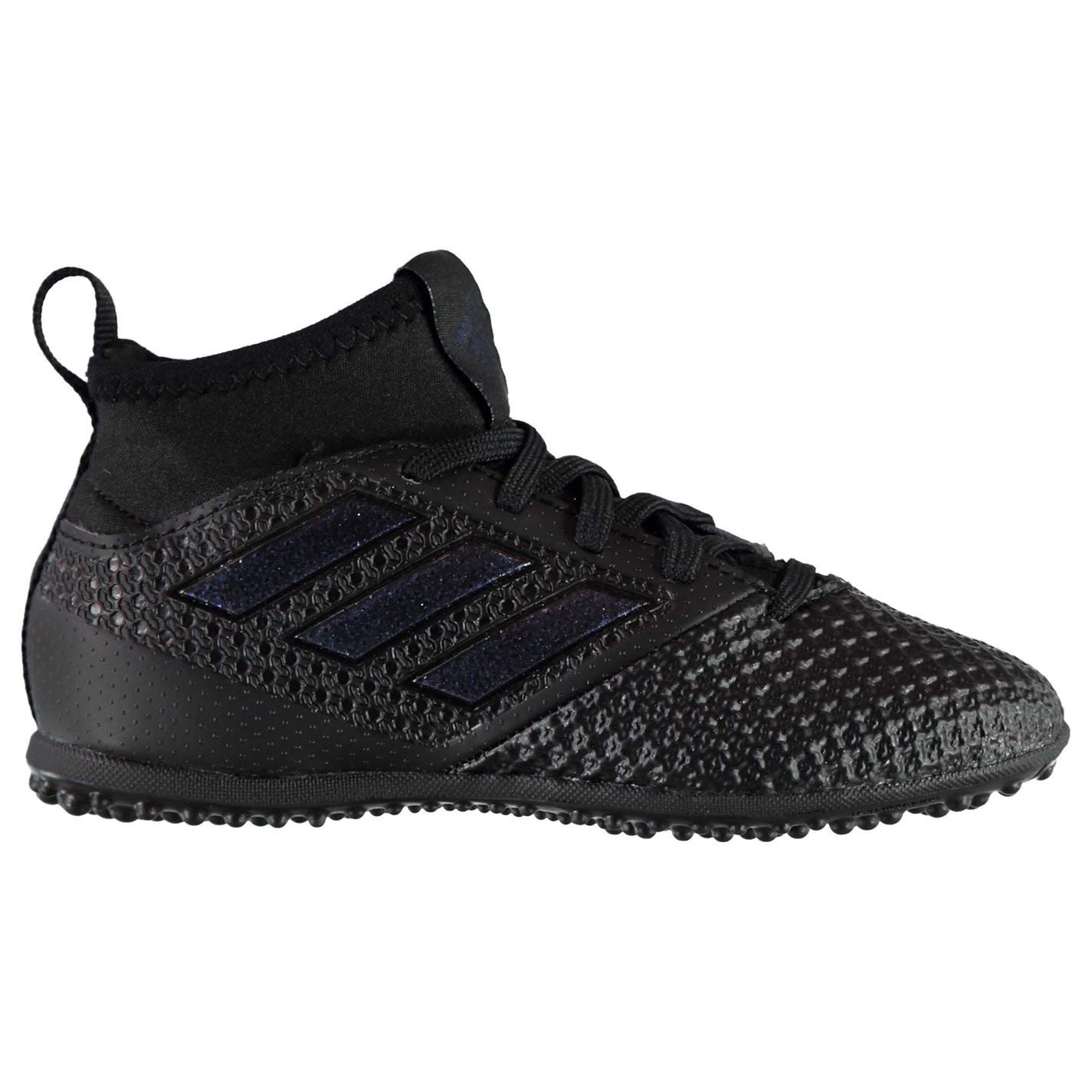 ea879be5fdea adidas Kids Ace 17.3 Primemesh Astro Turf Trainers Lace Up Football Boots  Shoes